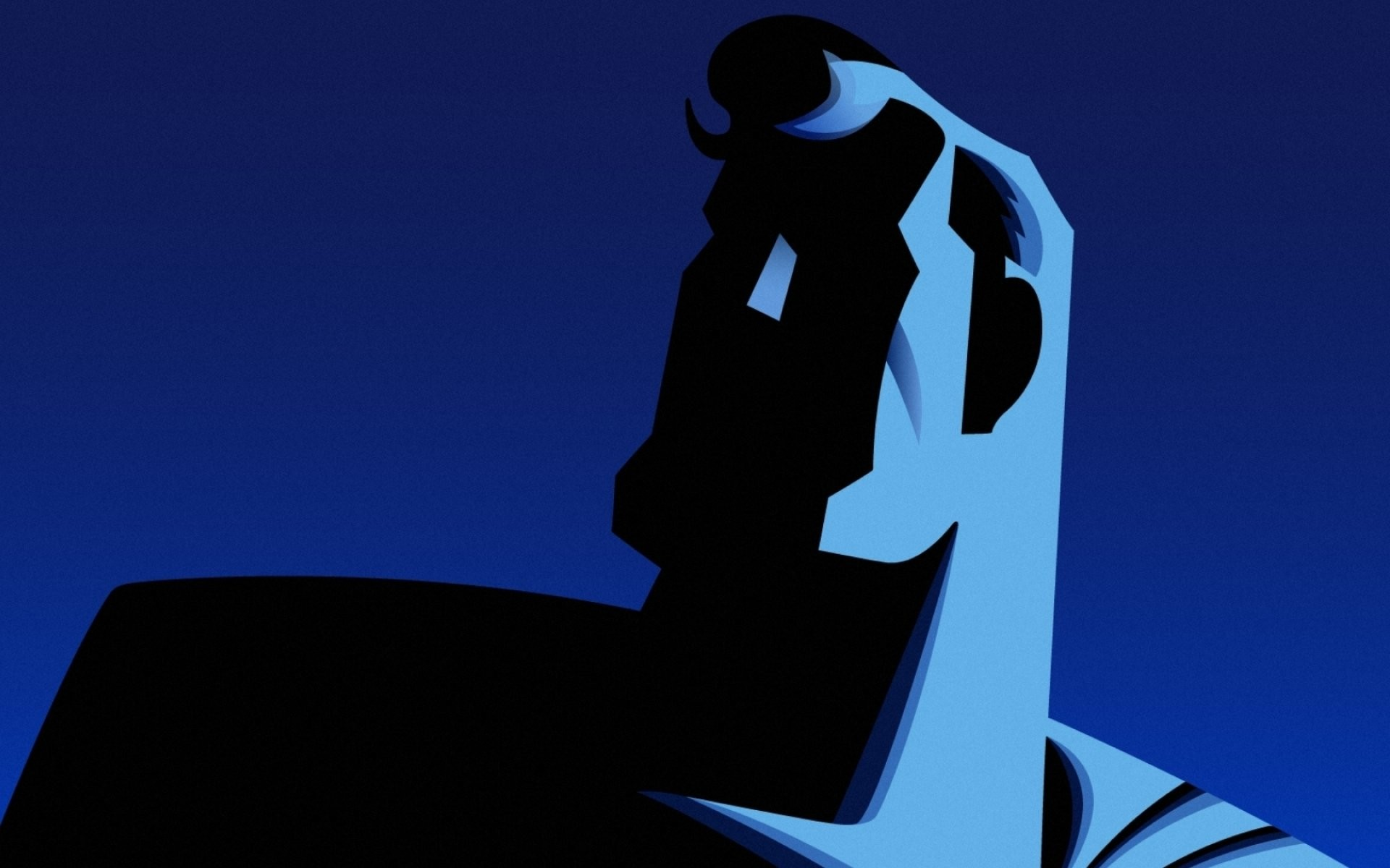 1920x1200 ... superman the animated series ending walldevil ...