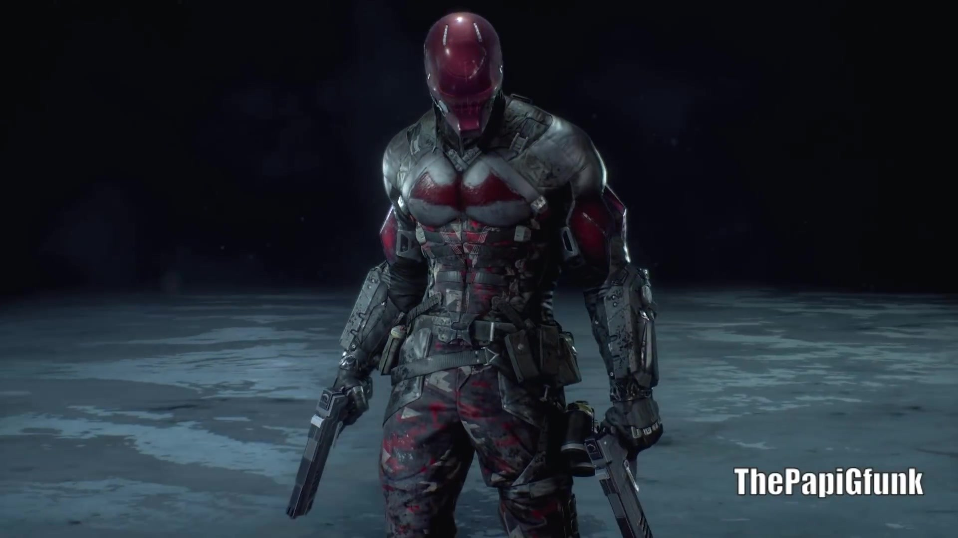 1920x1080 Batman Arkham Knight - All Skins, Batmobiles, Red Hood! 163.jpg