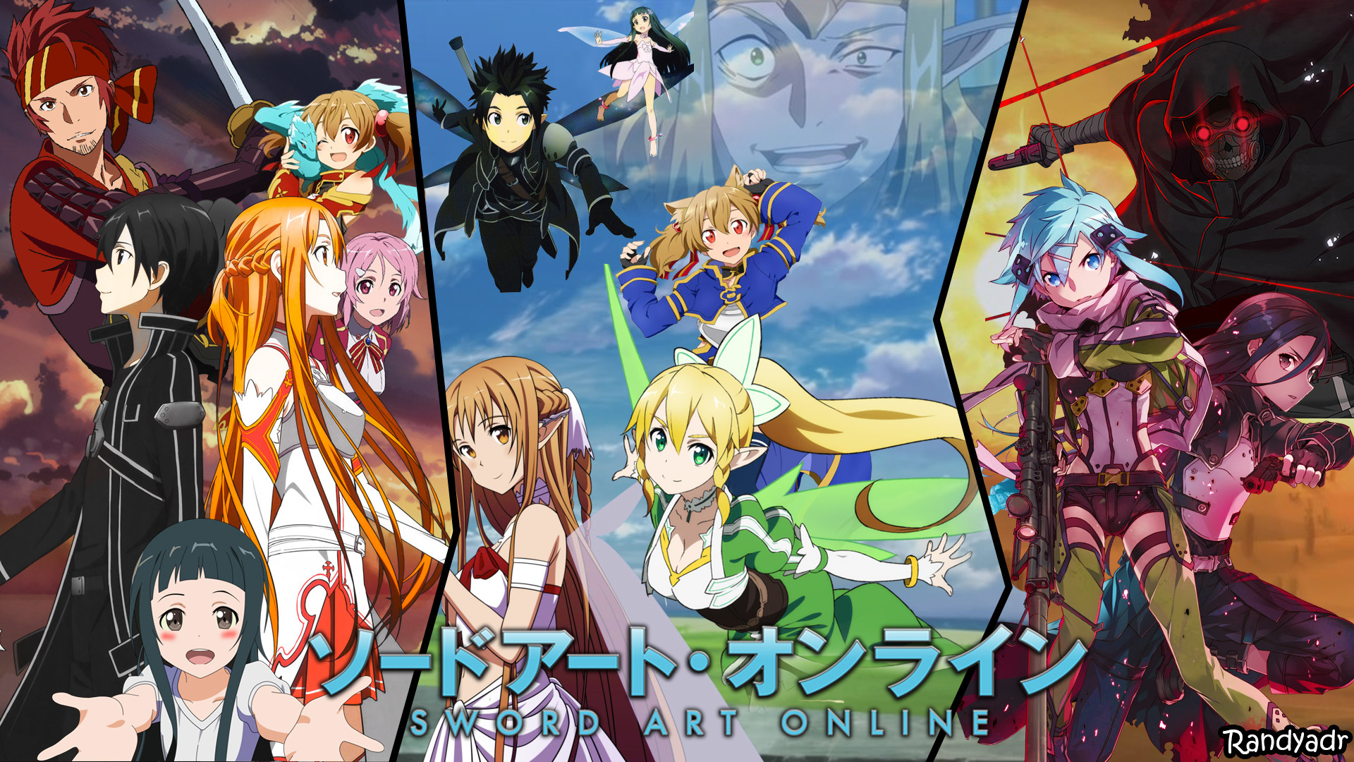 Sword Art Online 2 Wallpaper 81 Images