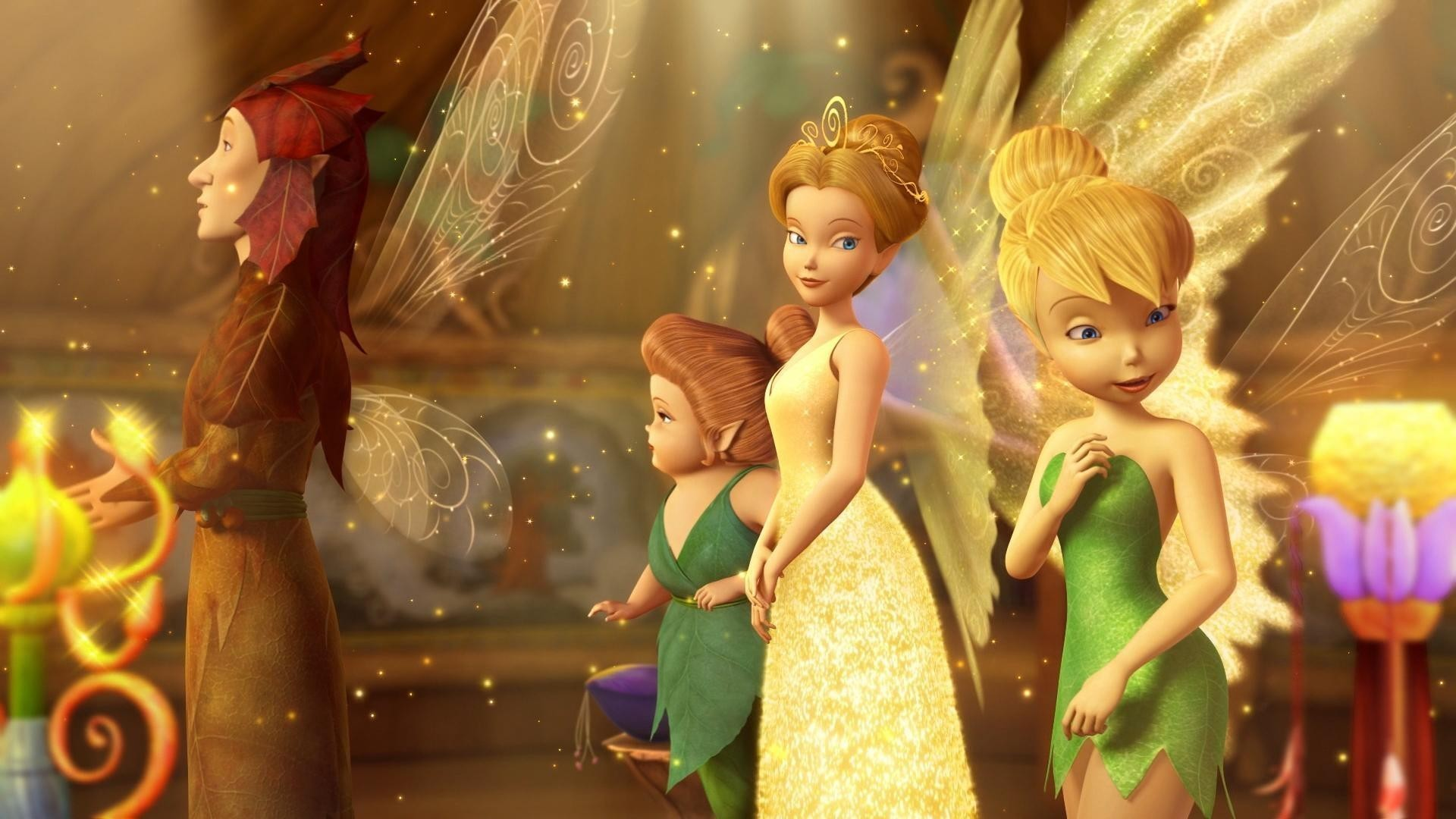 1920x1080 Tinker Bell and the Lost Treasure Wallpaper 2