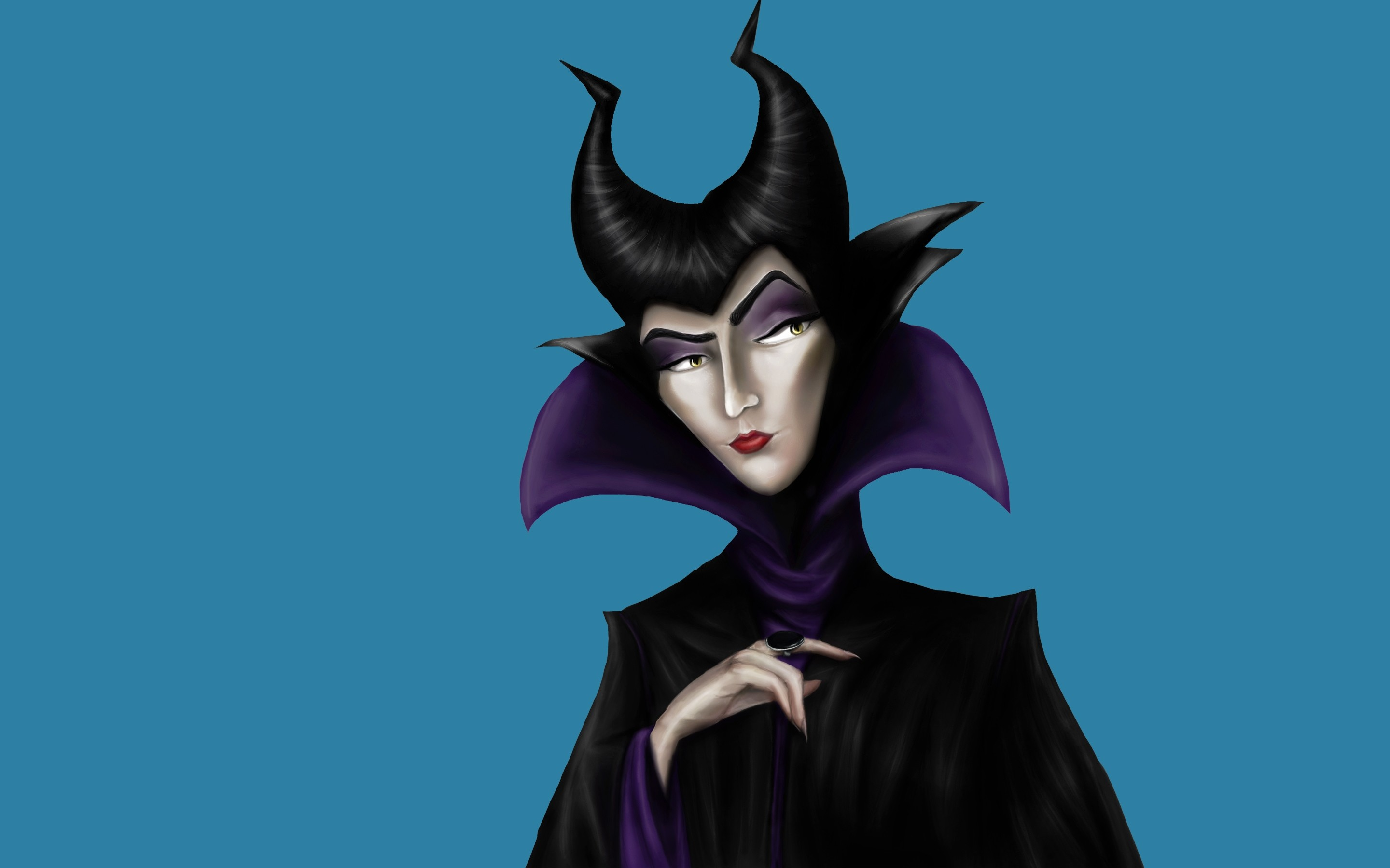 Maleficent Wallpapers 70 Images