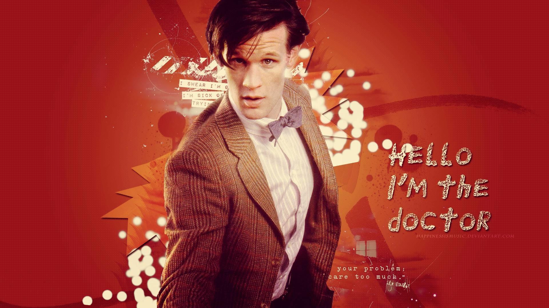 Eleventh Doctor Wallpaper 71 Images