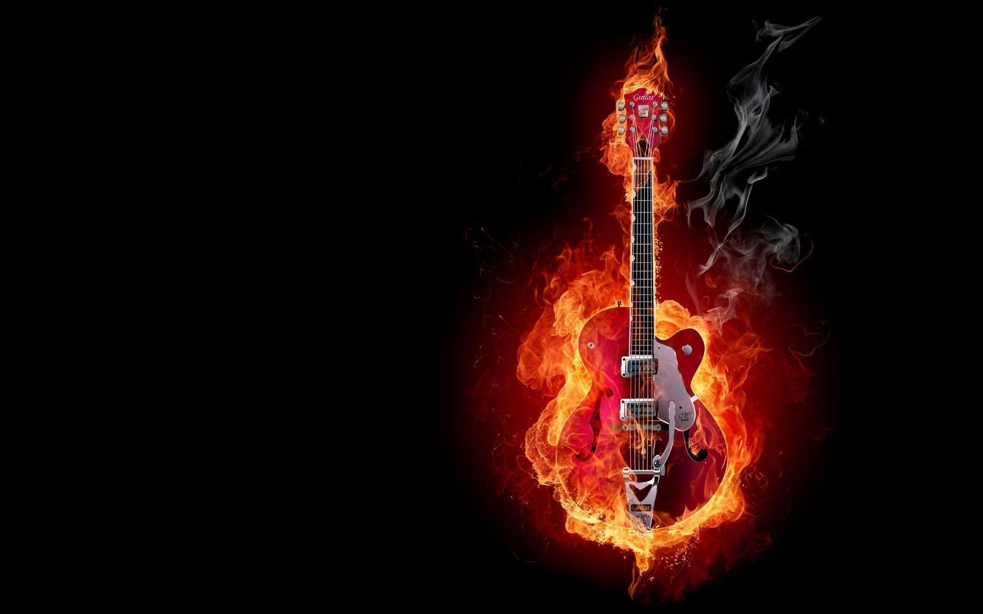 1920x1200 Awesome Guitar Backgrounds