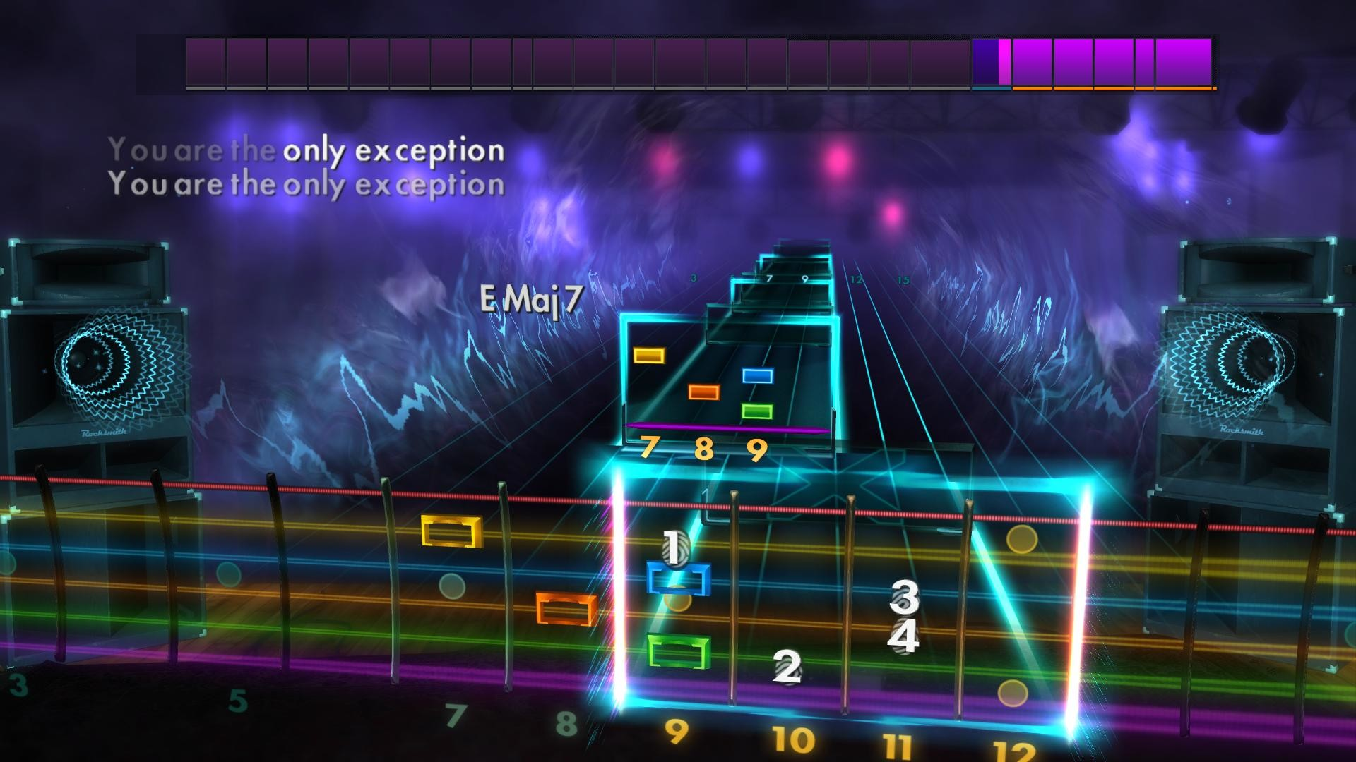 1920x1080 Rocksmith: All-new 2014 Edition - Paramore: The Only Exception Screenshot