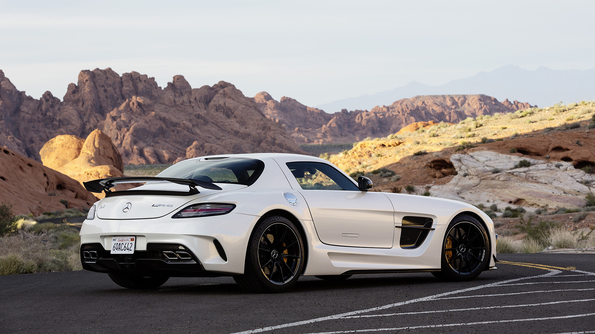 1920x1080 2014 Mercedes-Benz SLS AMG Black Series picture