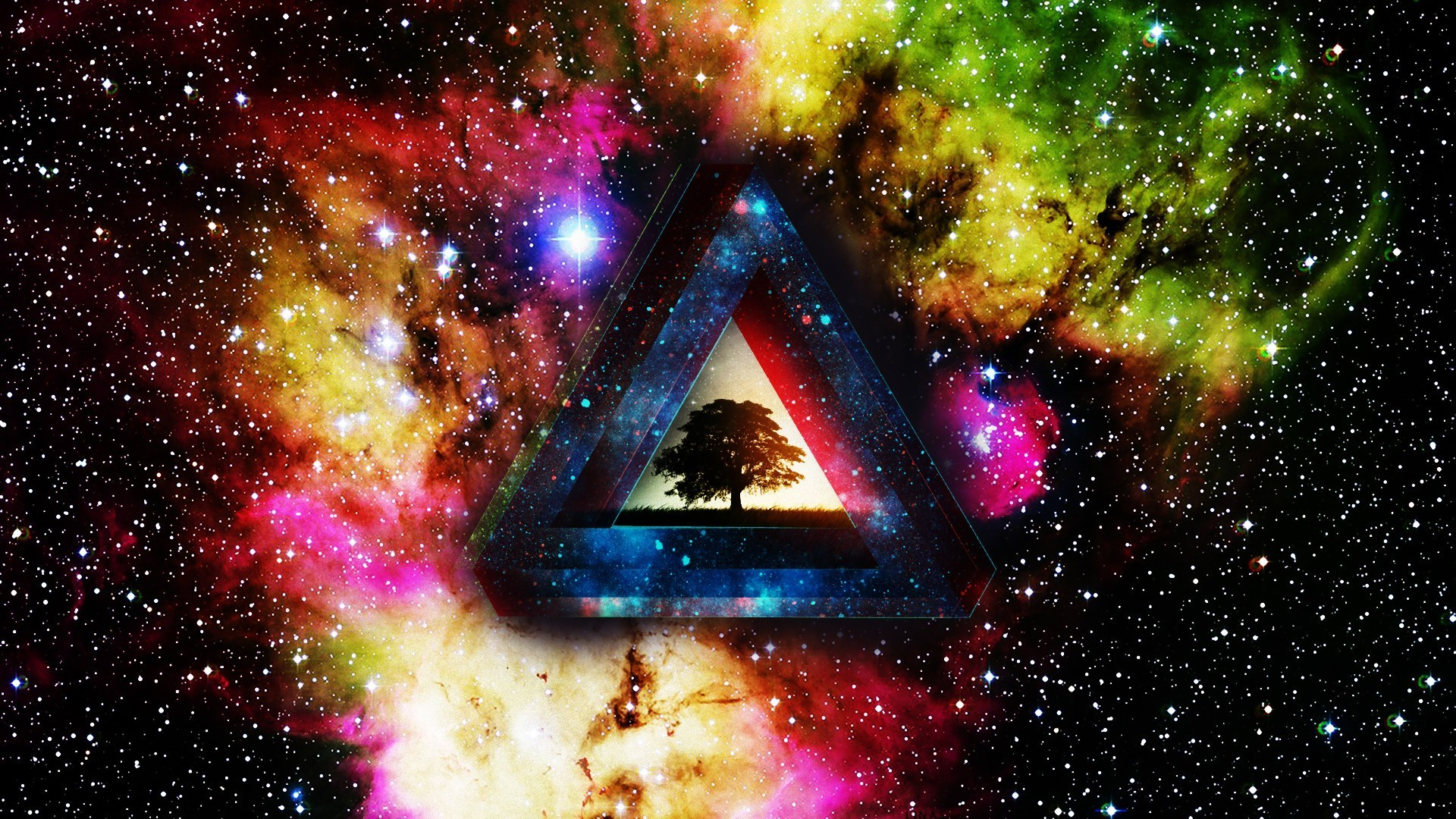 Trippy Illuminati Wallpaper (58+ images)