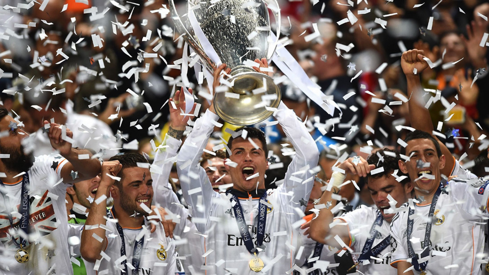 1920x1080 Preview wallpaper real madrid, champions league, football