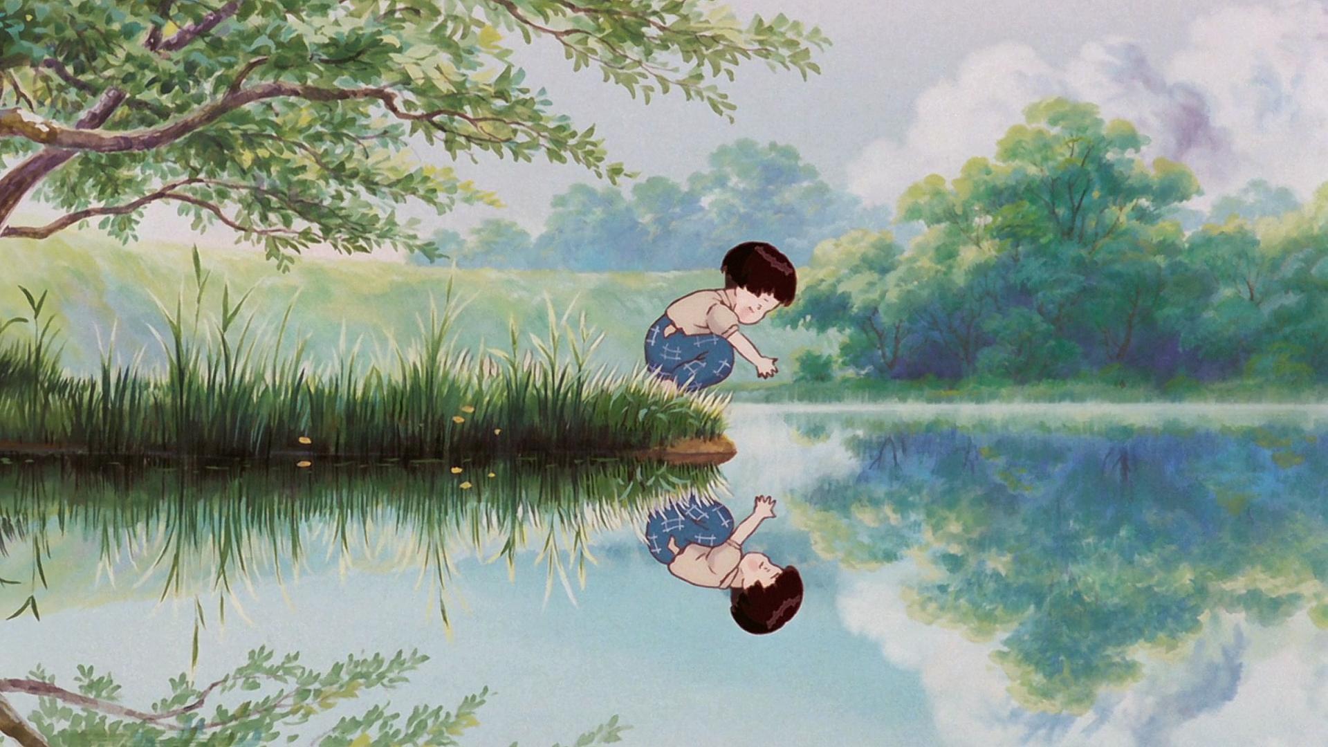 studio Ghibli papier peint  wallpaper download at HD