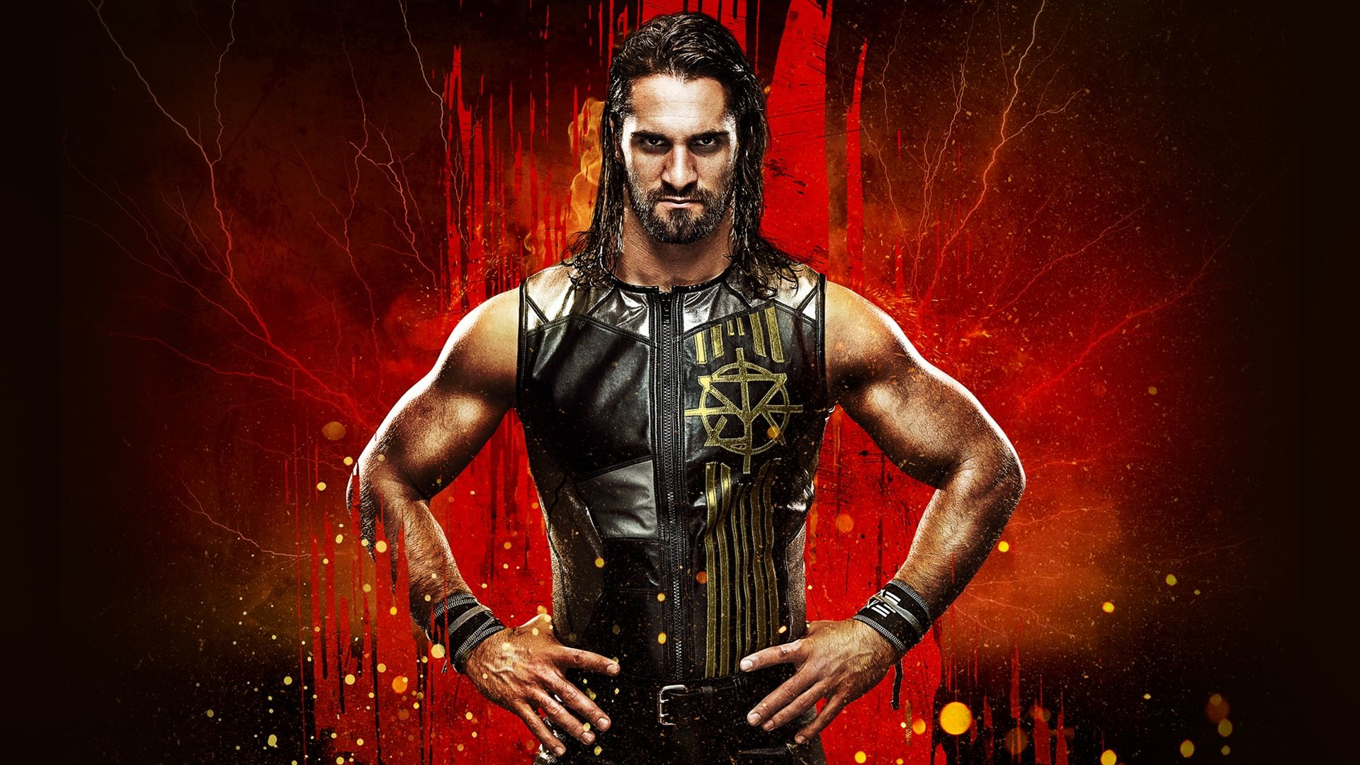 Seth Rollins Wallpapers (84+ images)