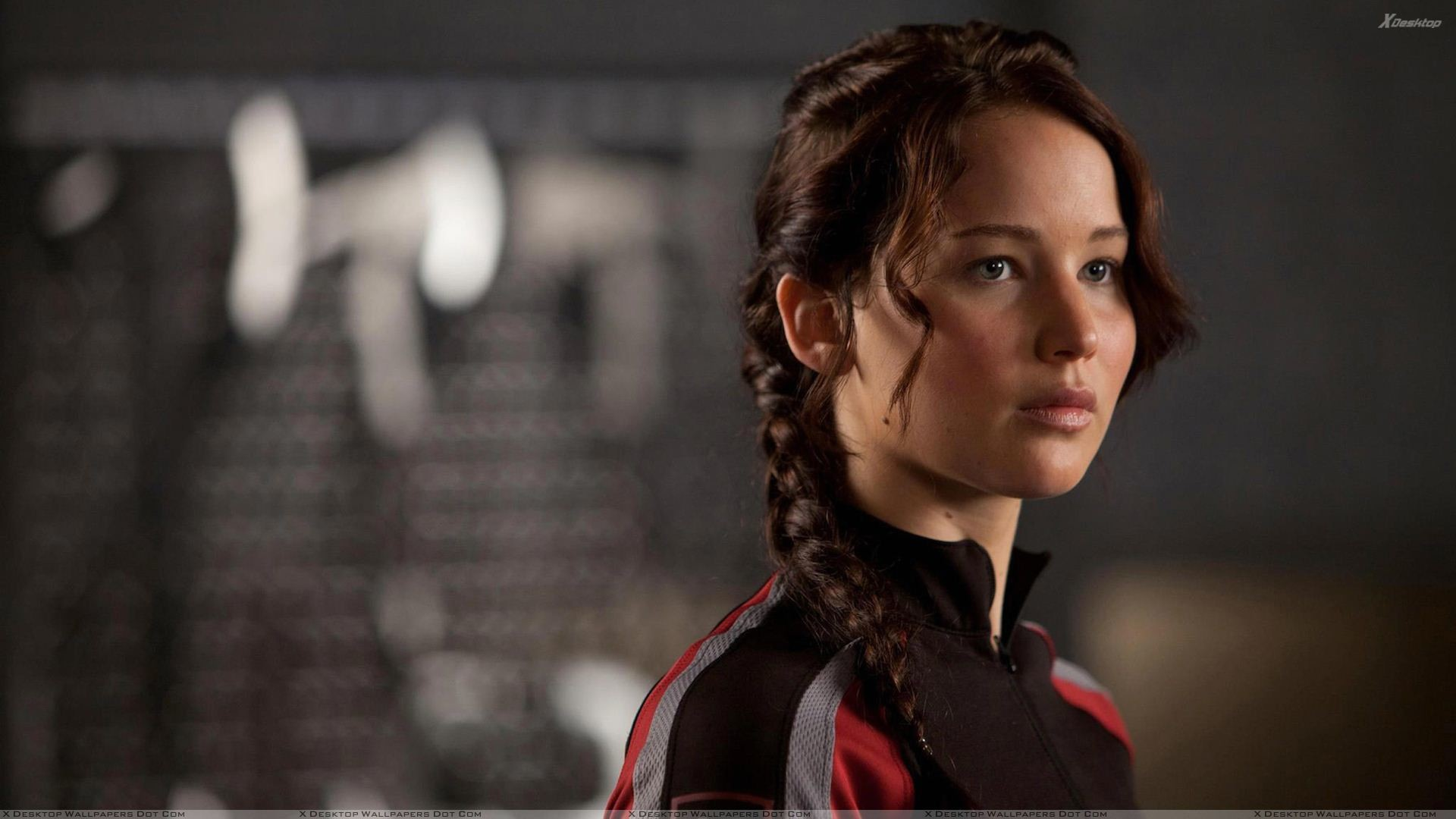 1920x1080 Jennifer Lawrence Hunger Games Wallpaper