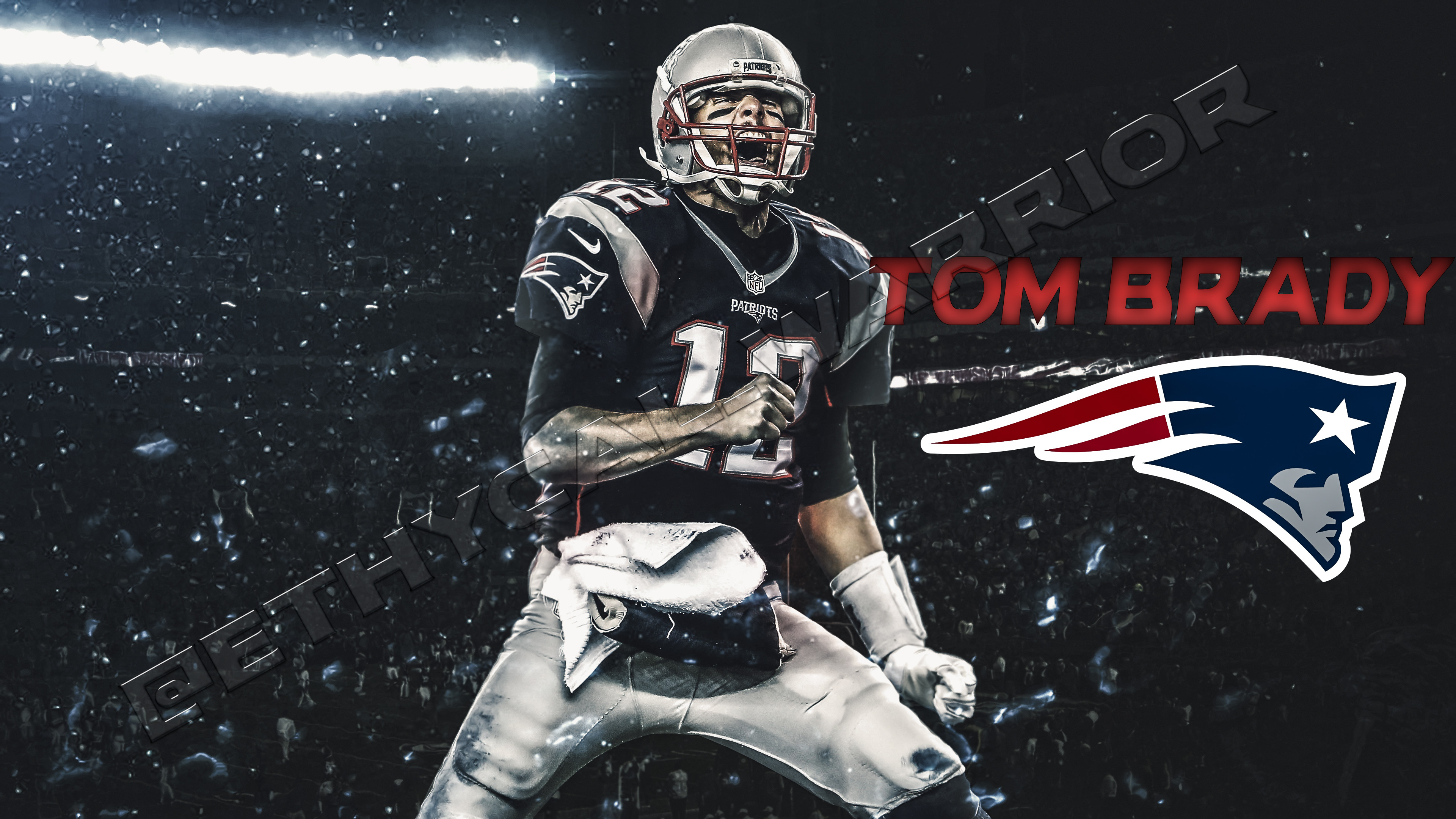 Sport Wallpaper Tom Brady