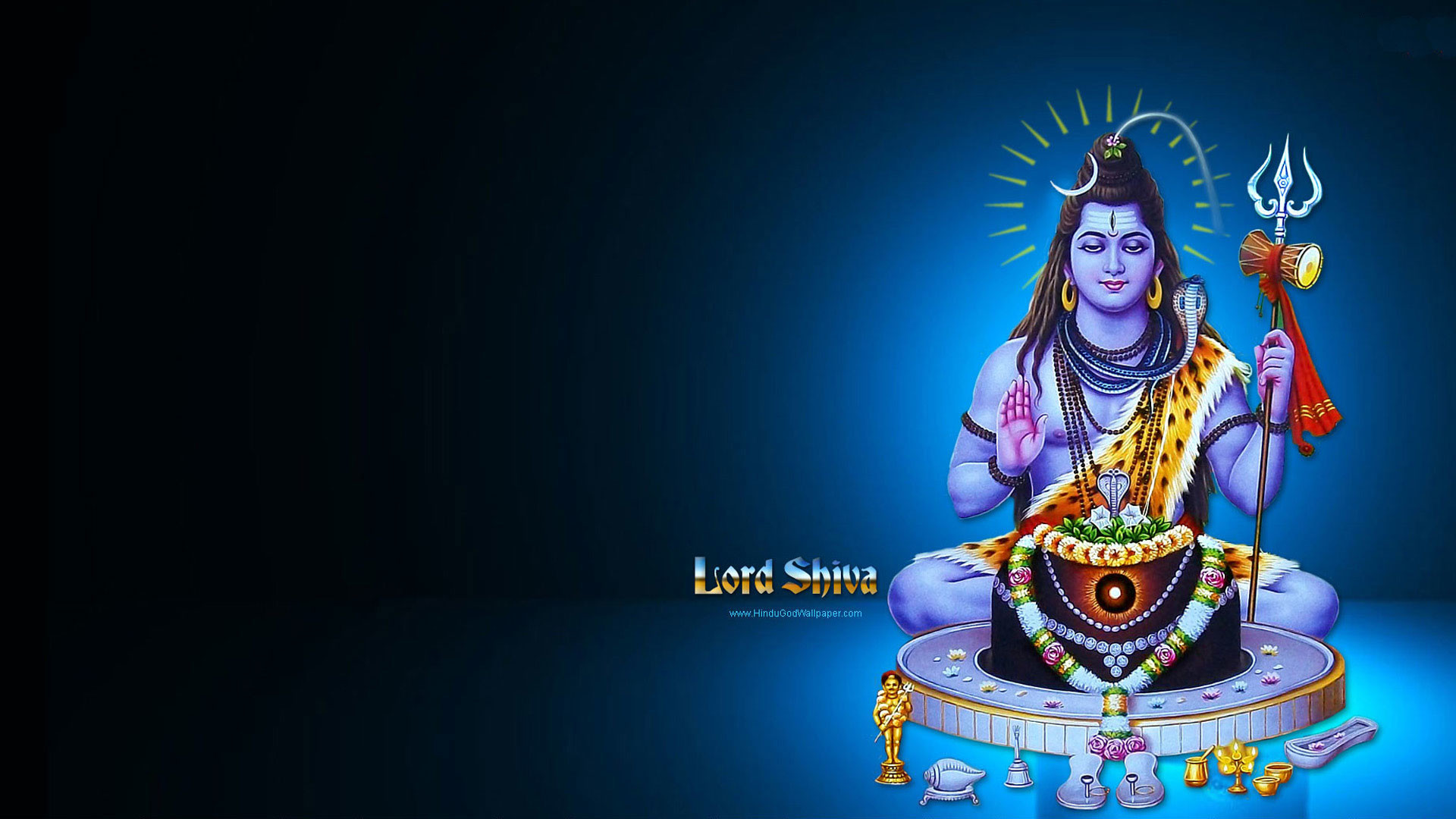 Mahadev Wallpaper Hd: Lord Shiva Wallpapers High Resolution (73+ Images