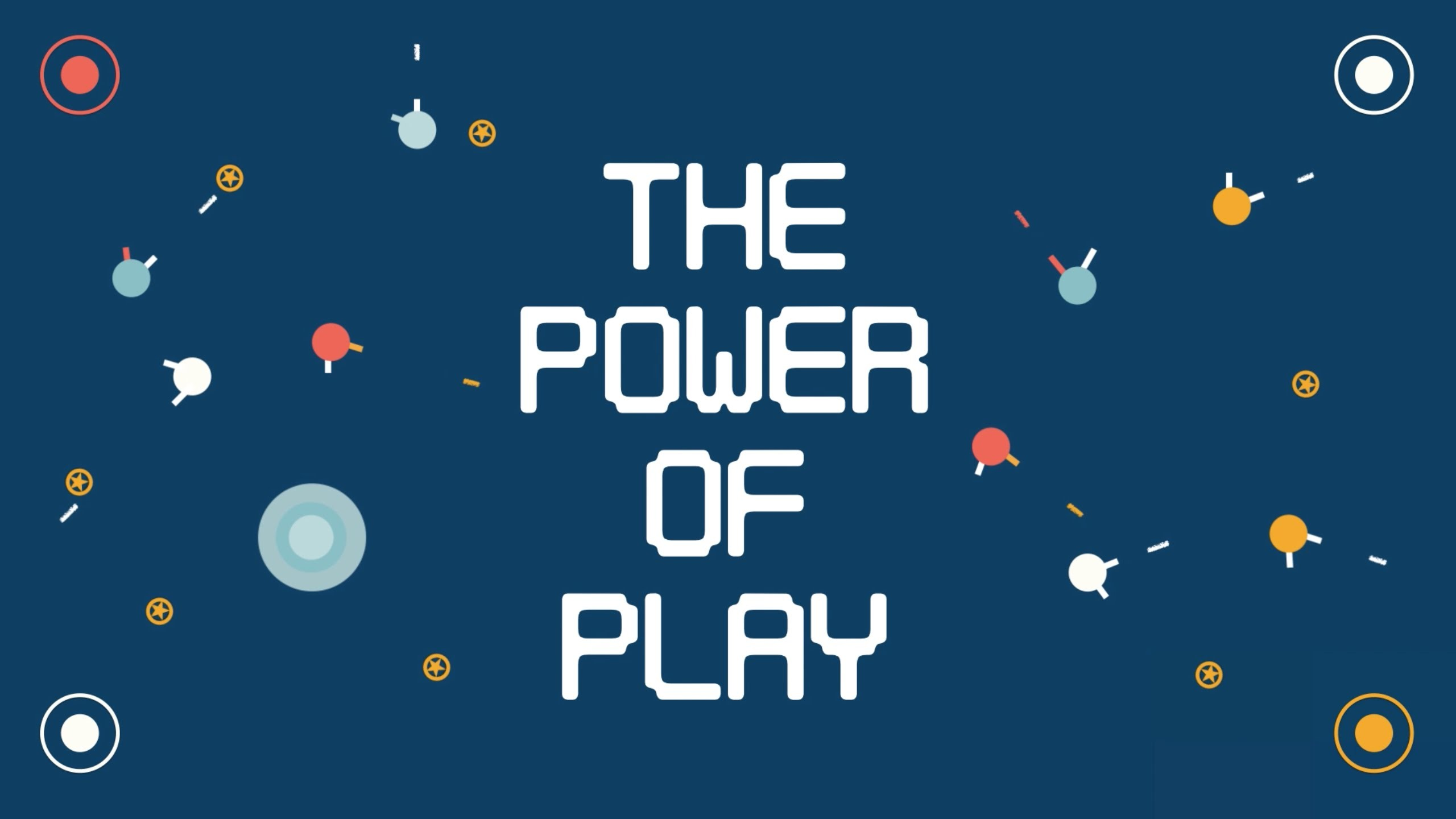 2560x1440 The IT Crowd Presents: The Power Of Play