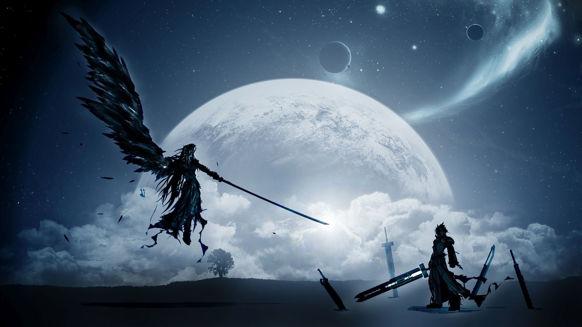 1920x1080 Final Fantasy VII HD Wallpaper