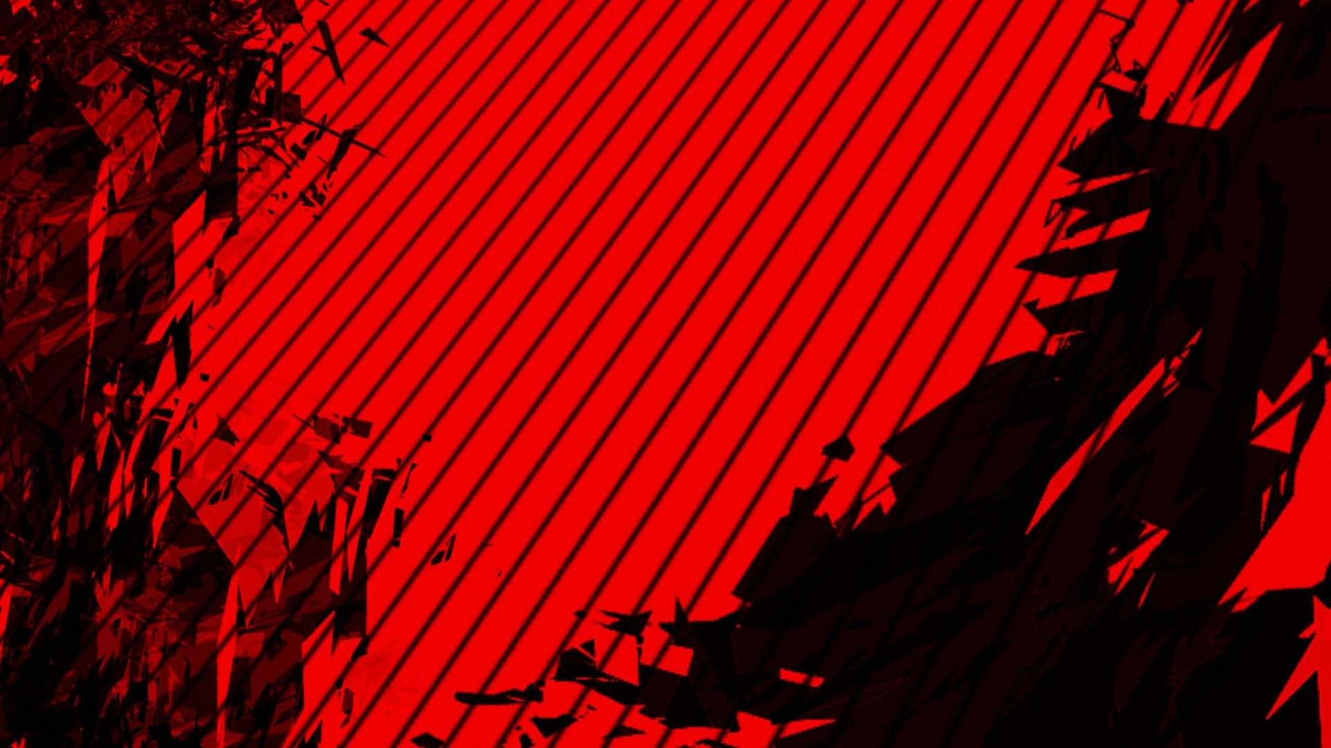 1920x1080 black red abstract HD wallpapers