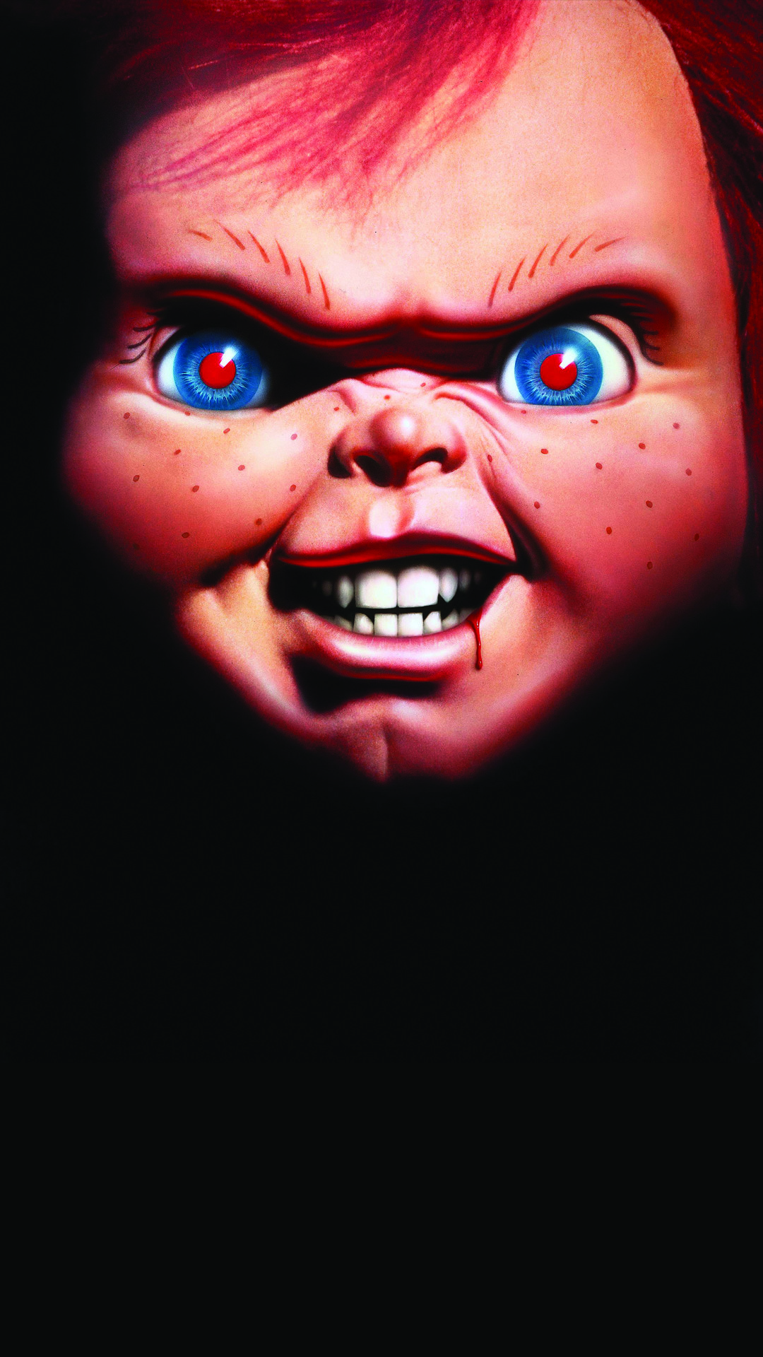 1080x1920 Chucky Scary Doll Android Wallpaper ...