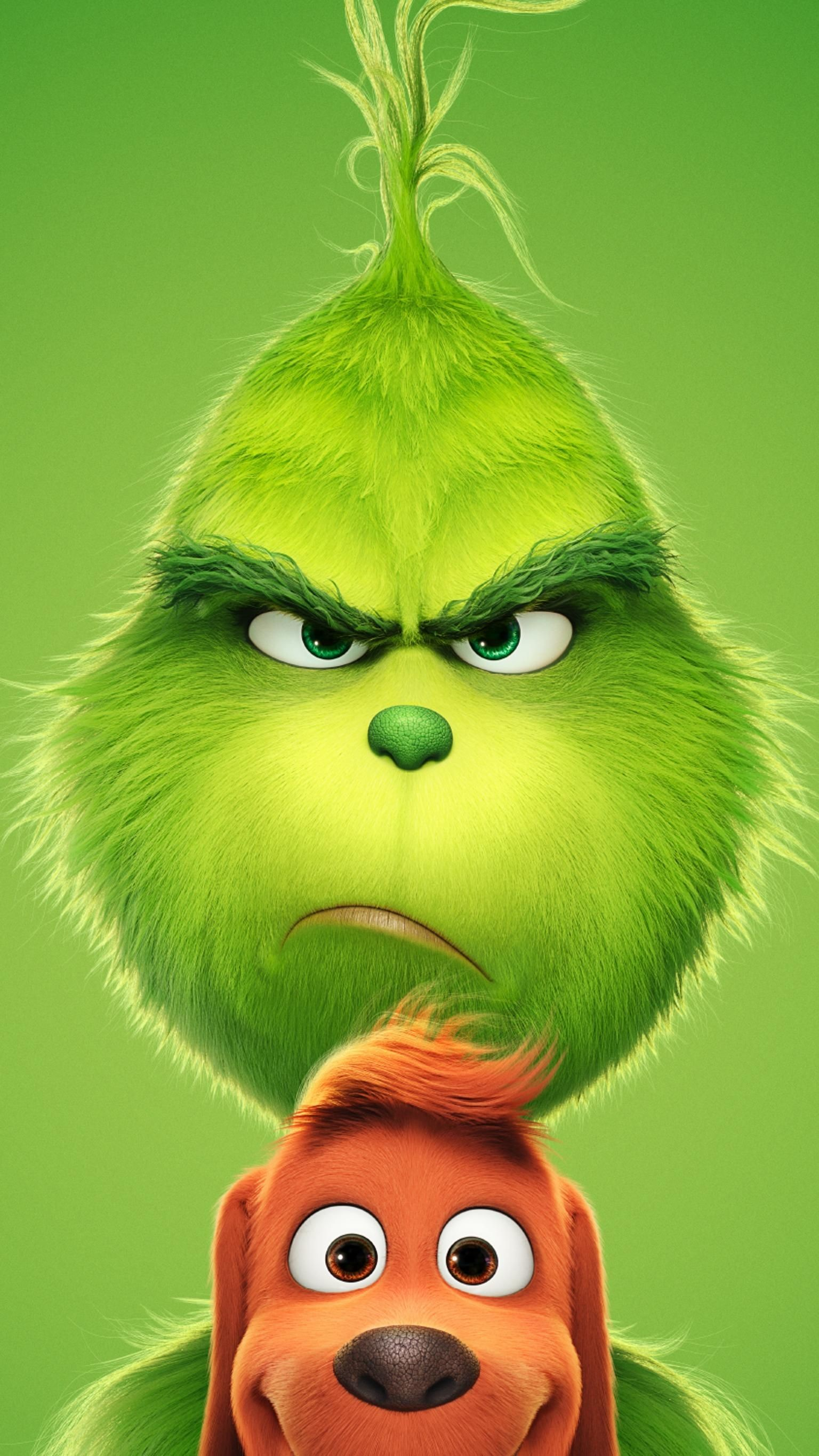 The Grinch Wallpaper (78+ images)