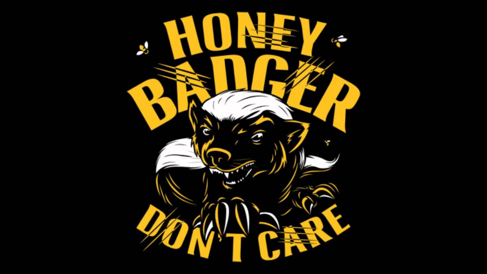 1920x1080 Honey Badger Wallpapers | Honey Badger Backgrounds and .