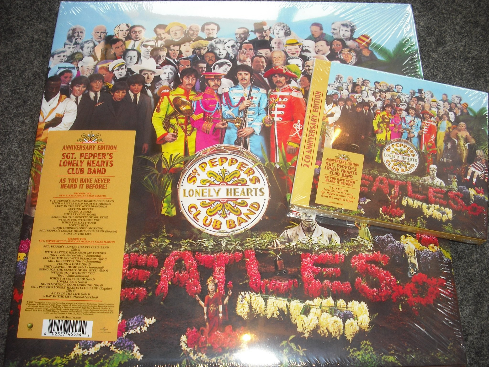 Sgt Peppers Wallpaper 55 Images