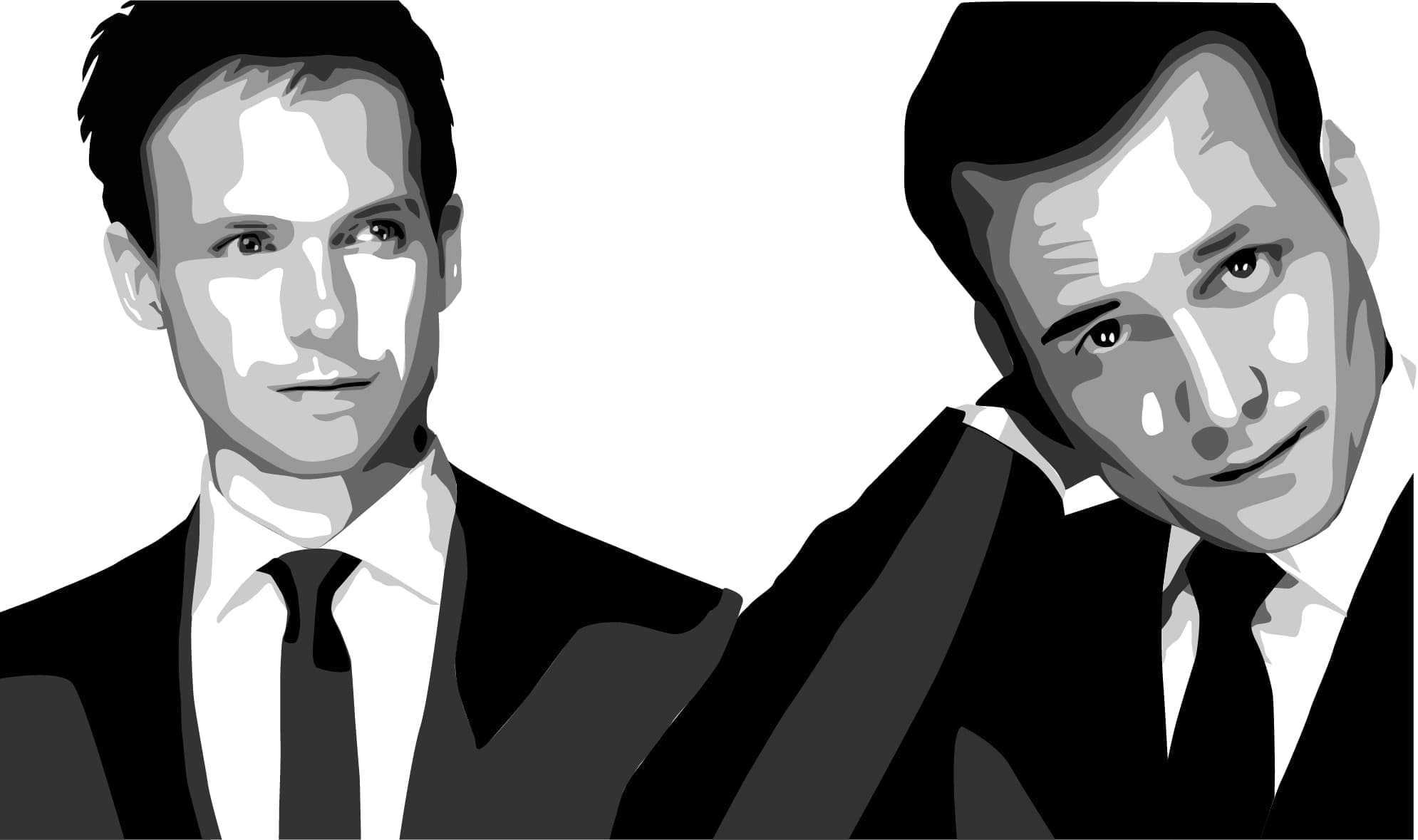 Harvey Specter Wallpaper (78+ Images