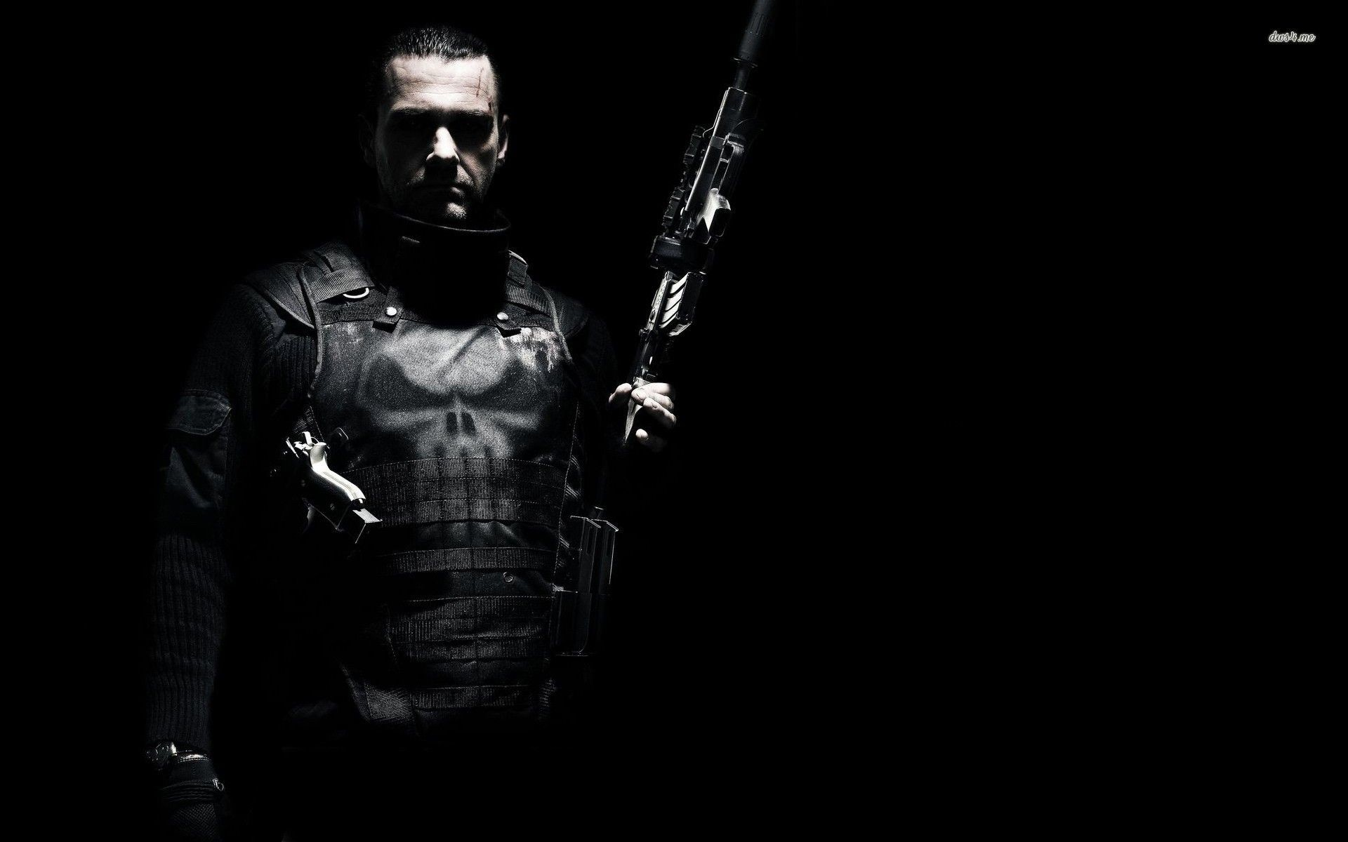 Photo Collection The Punisher Wallpaper Image