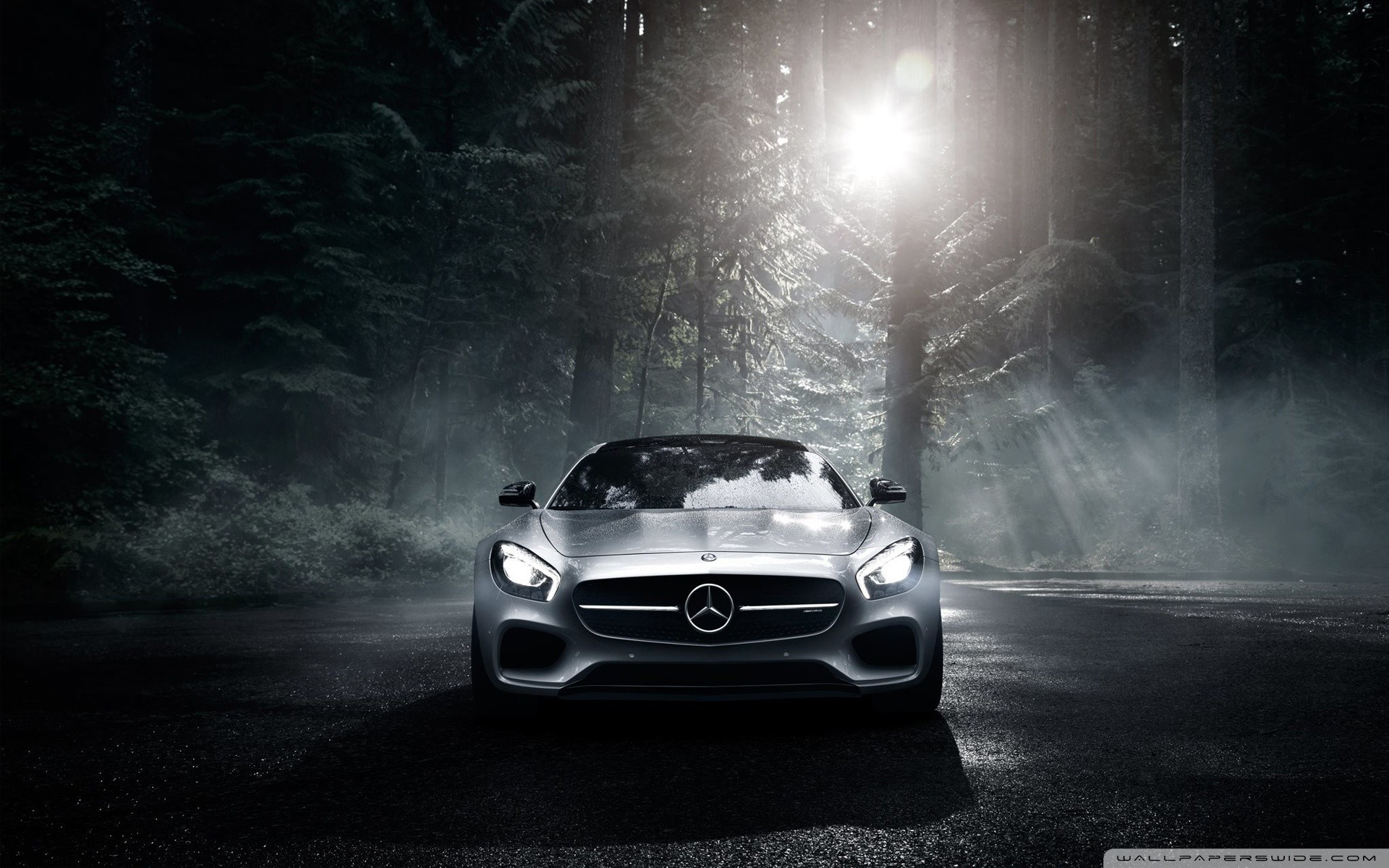 1920x1200 2016 Mercedes-Benz AMG GT S HD Wide Wallpaper for 4K UHD Widescreen desktop  &
