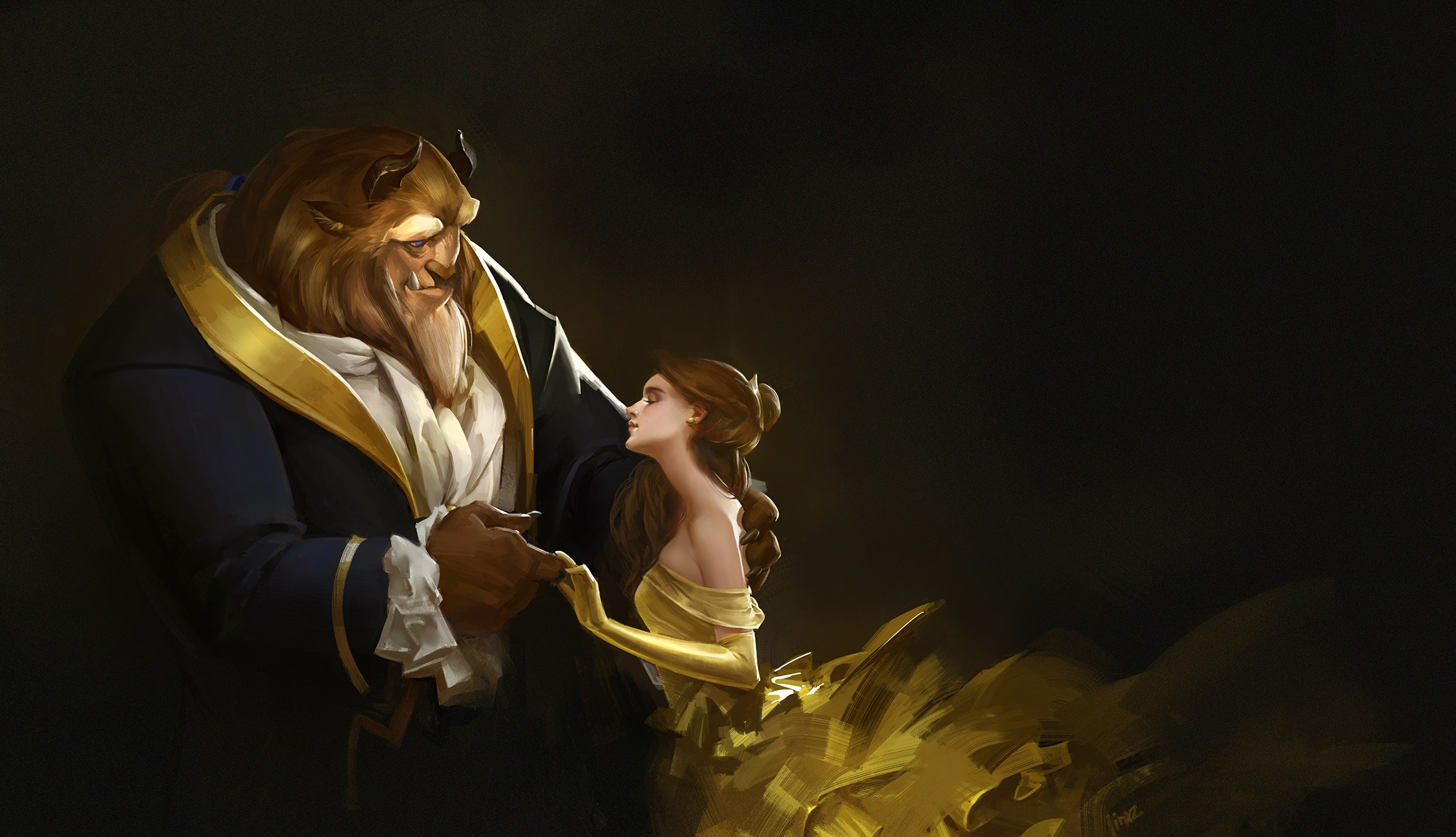 Beauty And The Beast Wallpaper 79 Images