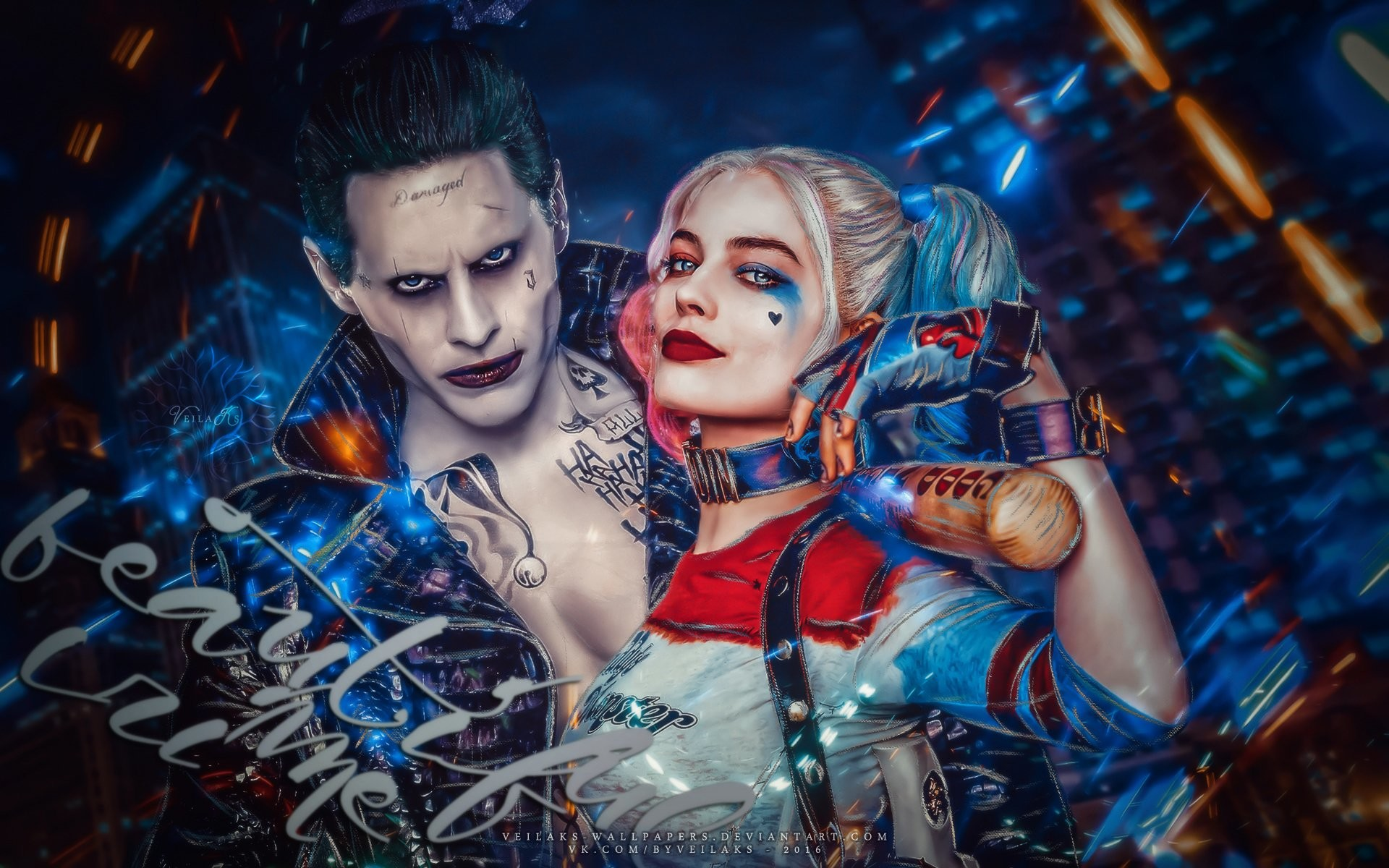 Joker Harley Quinn Wallpaper 72 Images