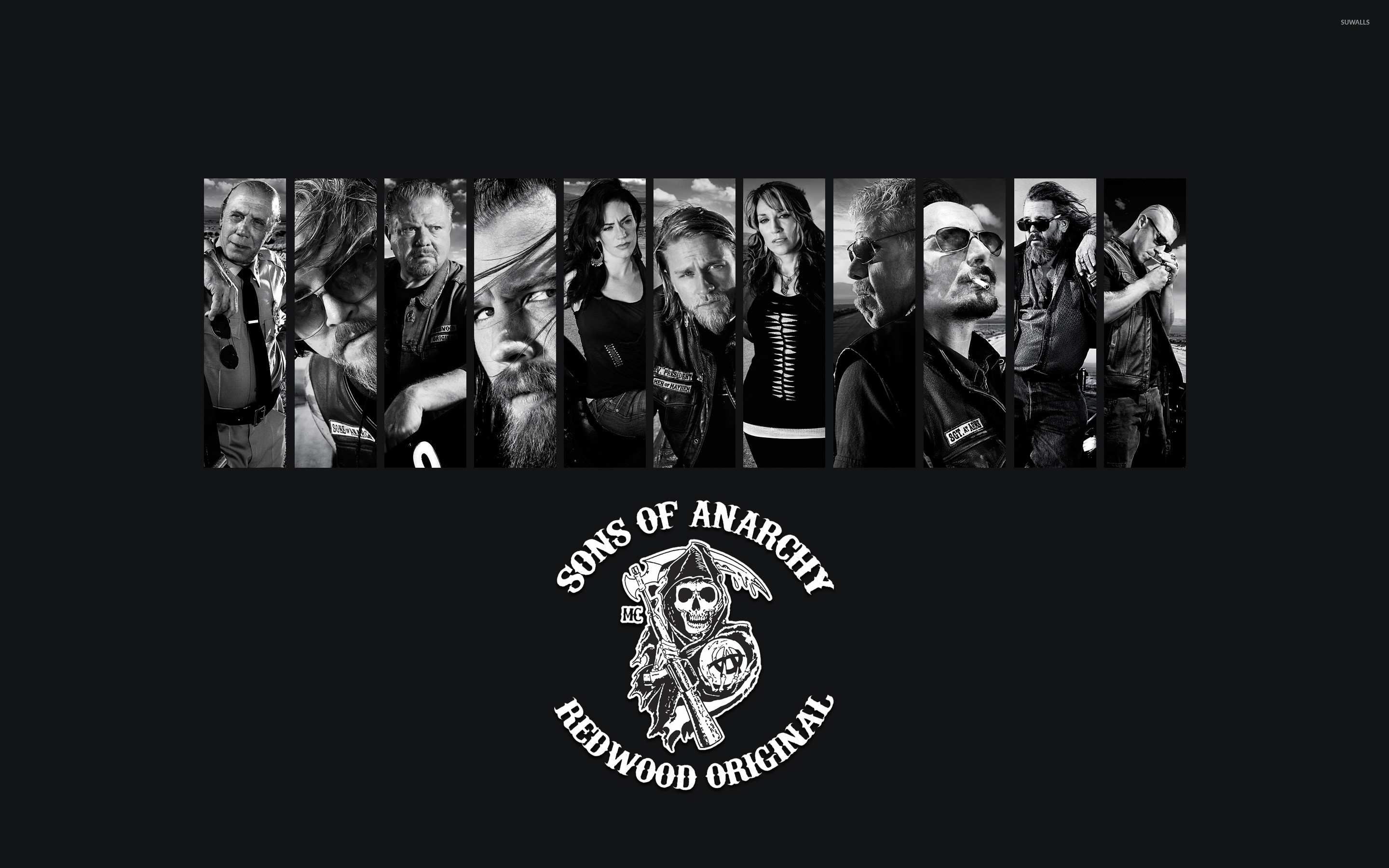 2880x1800 Sons of Anarchy wallpaper