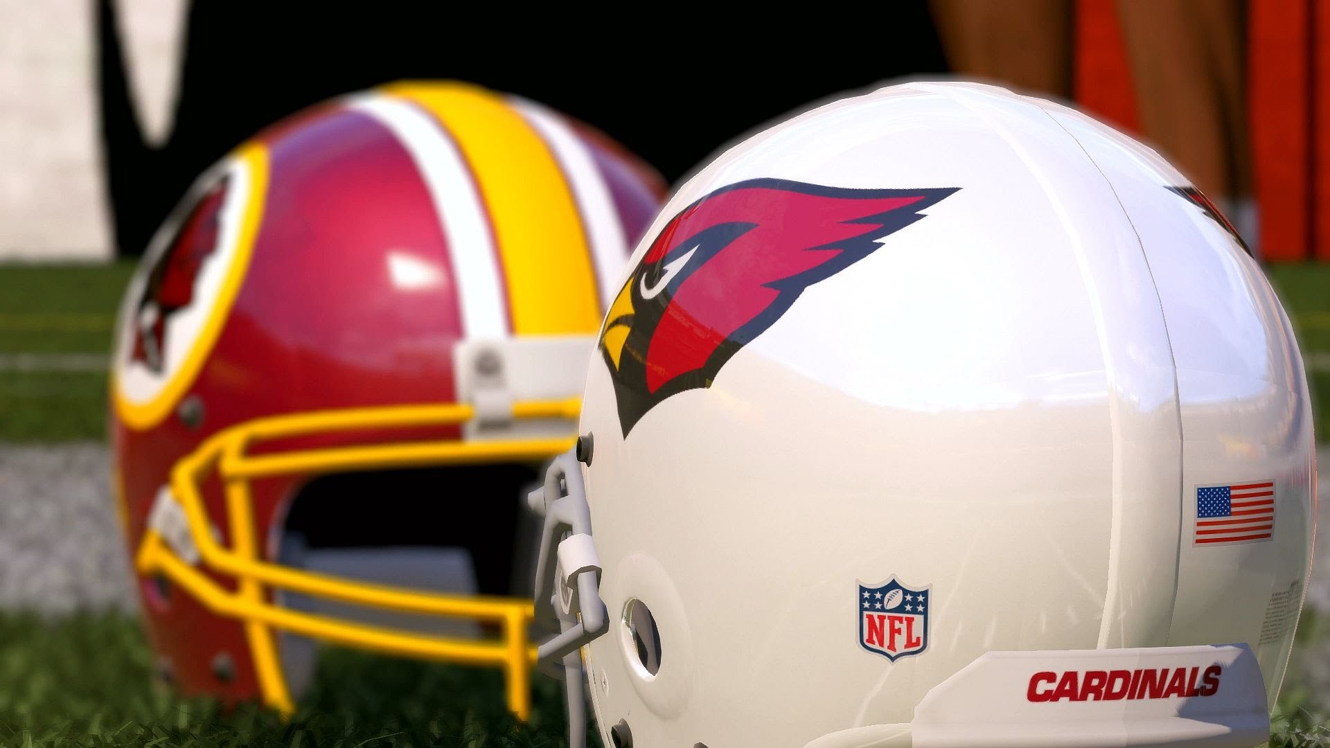1920x1080 PS4: Madden NFL 17 - Arizona Cardinals vs. Washington Redskins [1080p 60  FPS] - YouTube