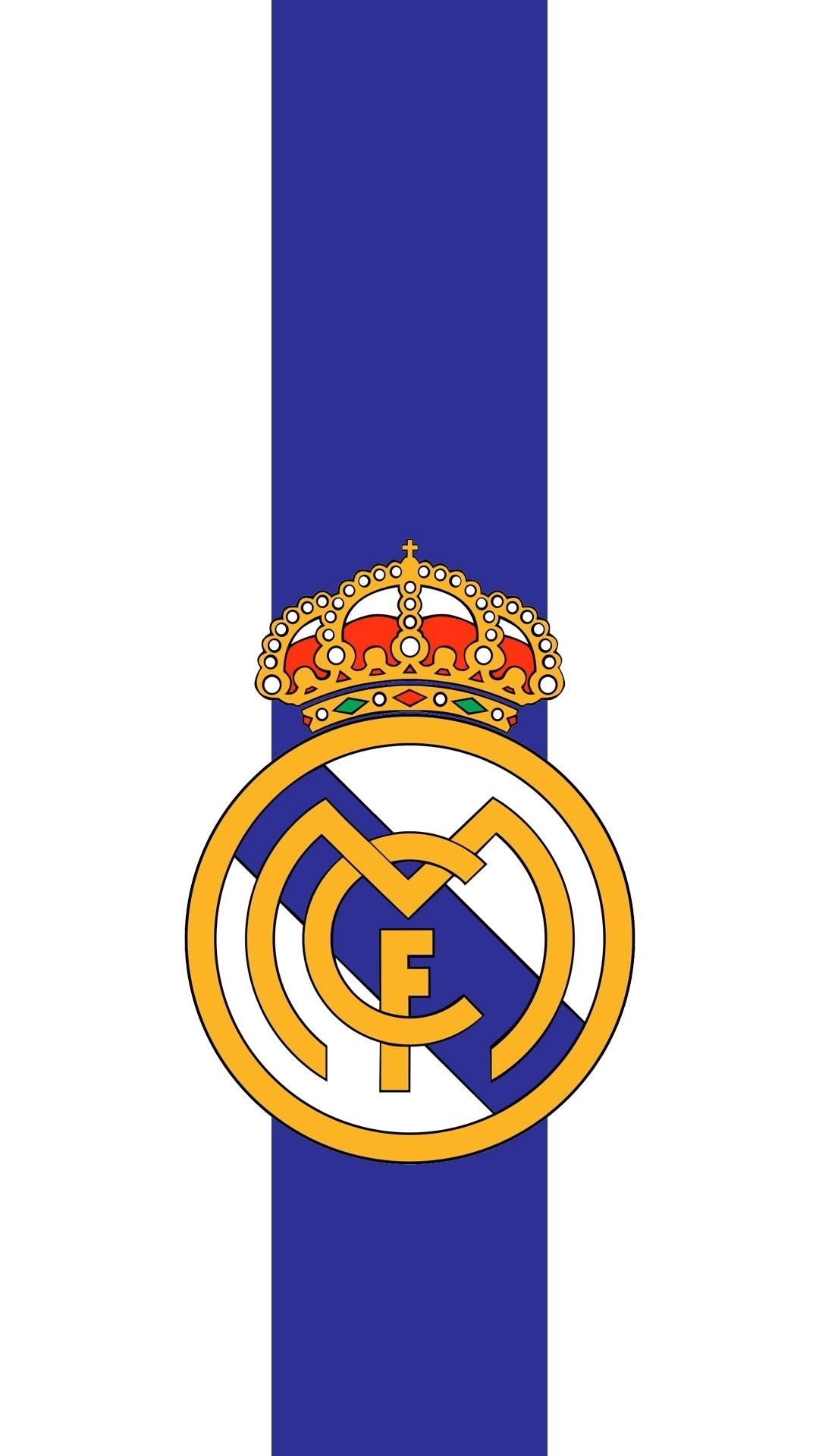 Real Madrid Logo Wallpaper (66+ images)