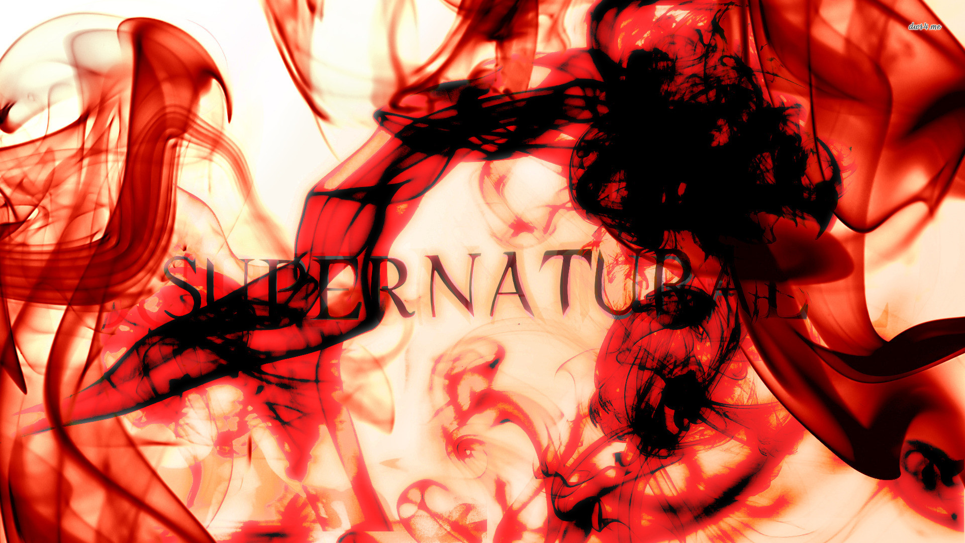1920x1080 supernatural wallpapers red. Â«Â«