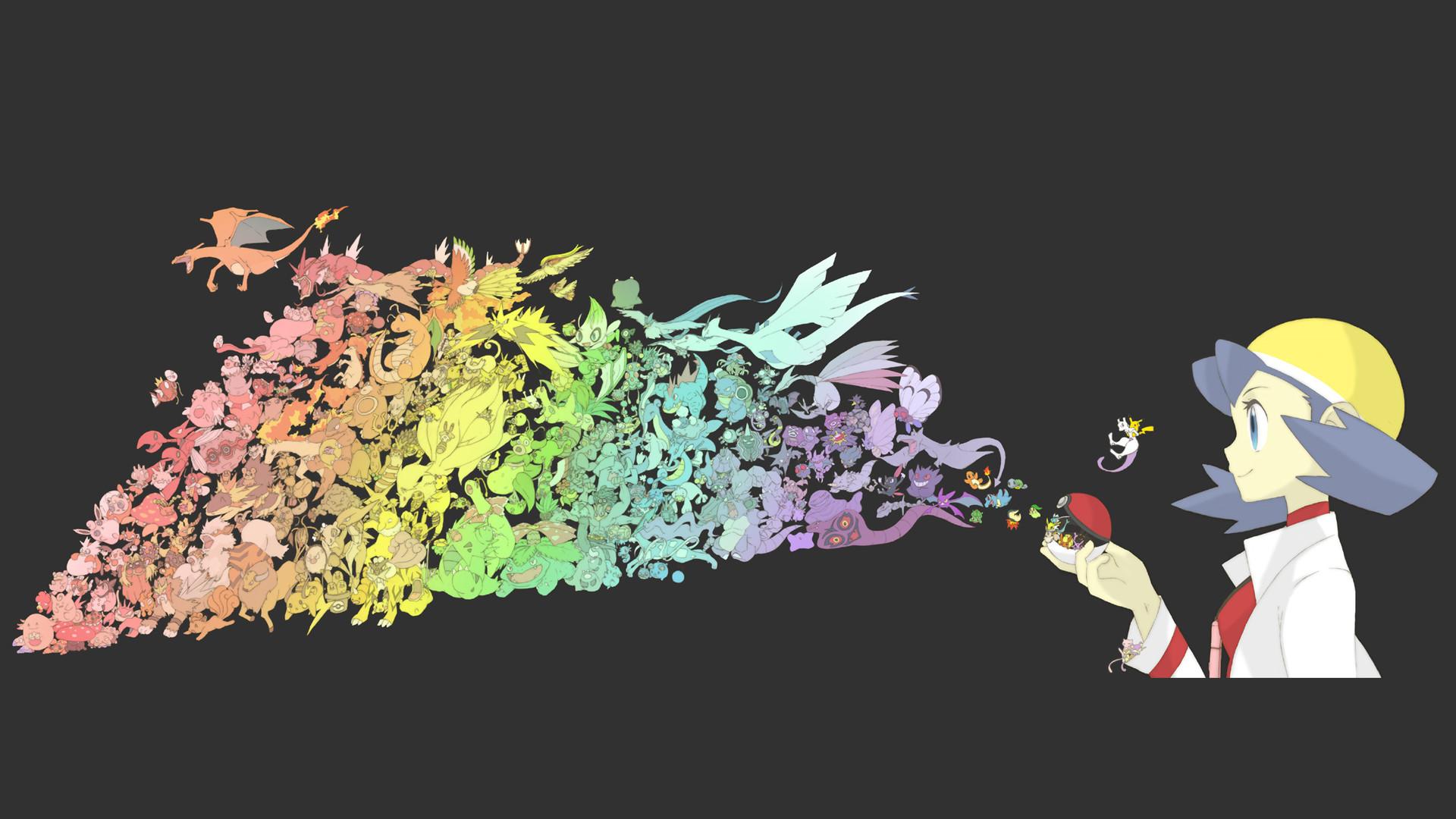 Pokemon Wallpaper 1920x1080 63 Images