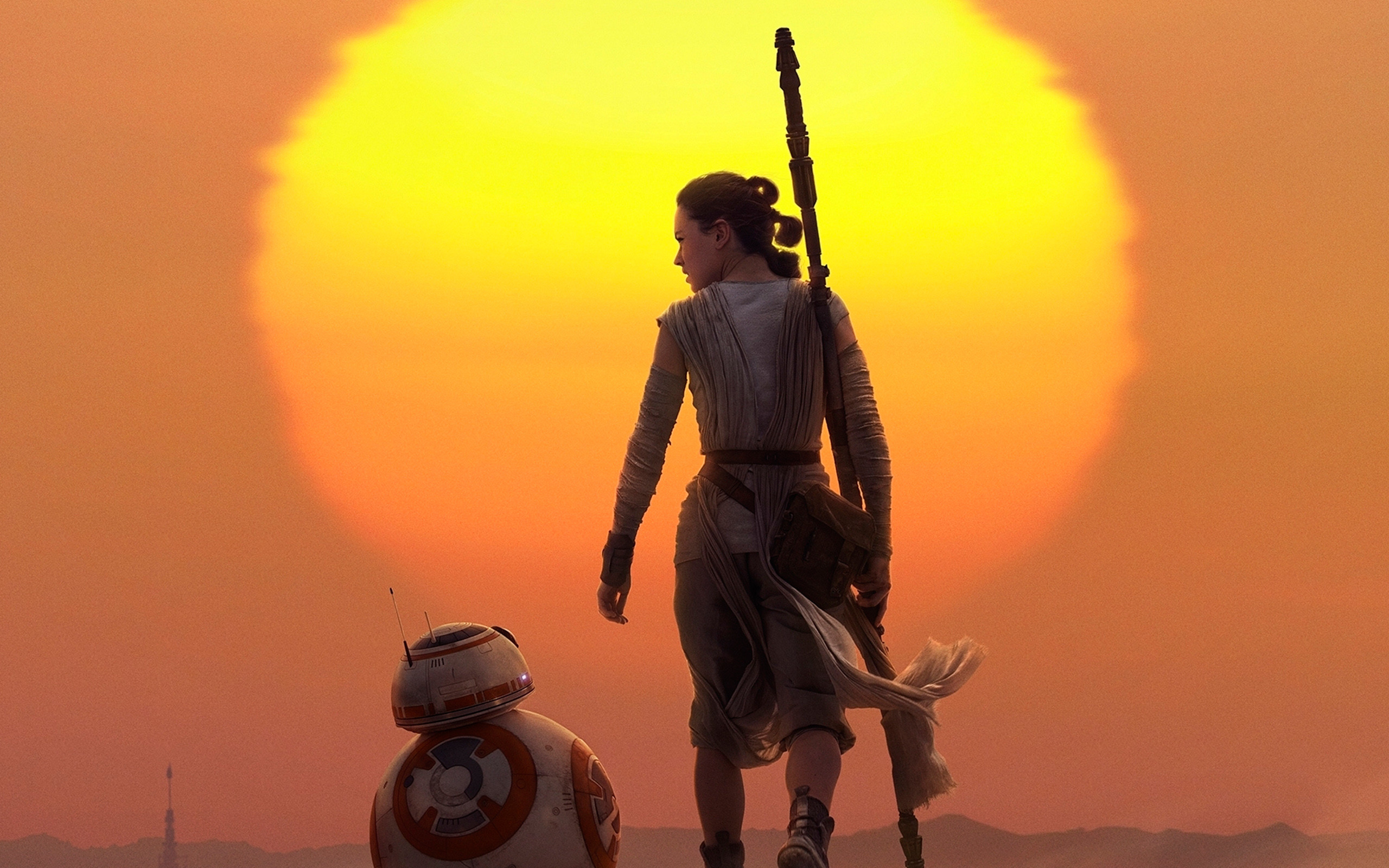 Rey Star Wars Hd Wallpaper 65 Images