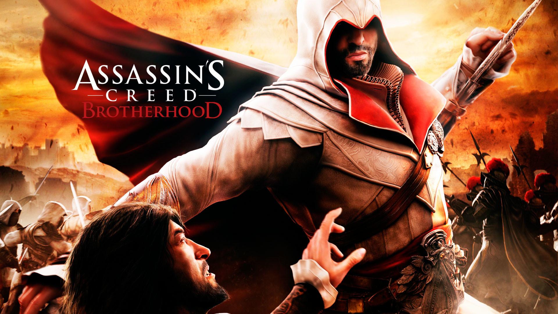 Assassins Creed Brotherhood Wallpaper (87+ images)Assassins Creed Brotherhood Wallpaper 1920x1080