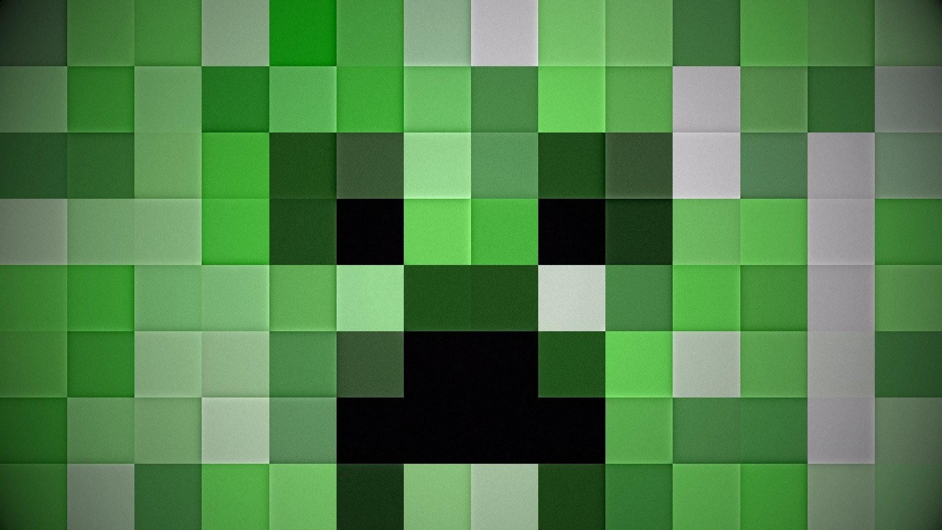 2560x1440 Wallpaperwiki Minecraft Creeper Iphone Image PIC
