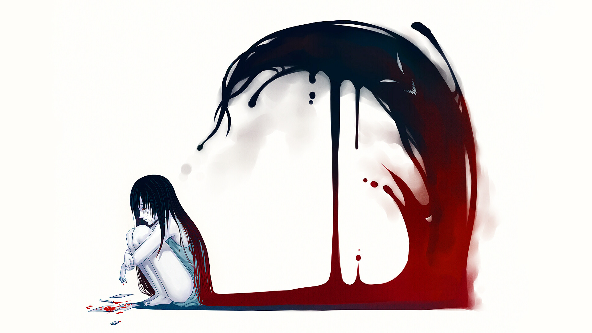 Sad Anime Wallpapers 78 Images
