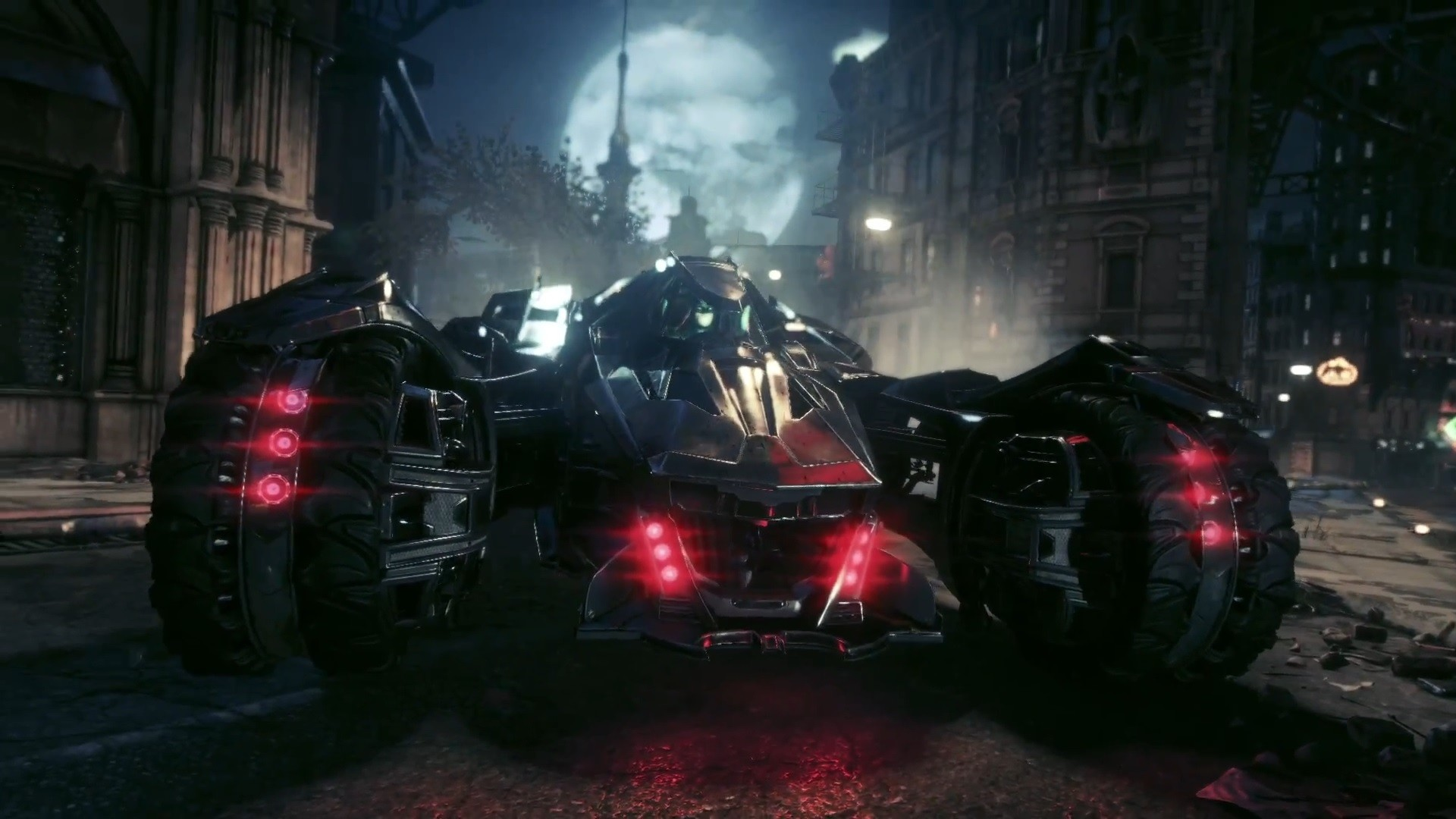 1920x1080 Batman: Arkham Knight Will Be Delayed Until 2015, New Batmobile Battle Mode  Trailer Released