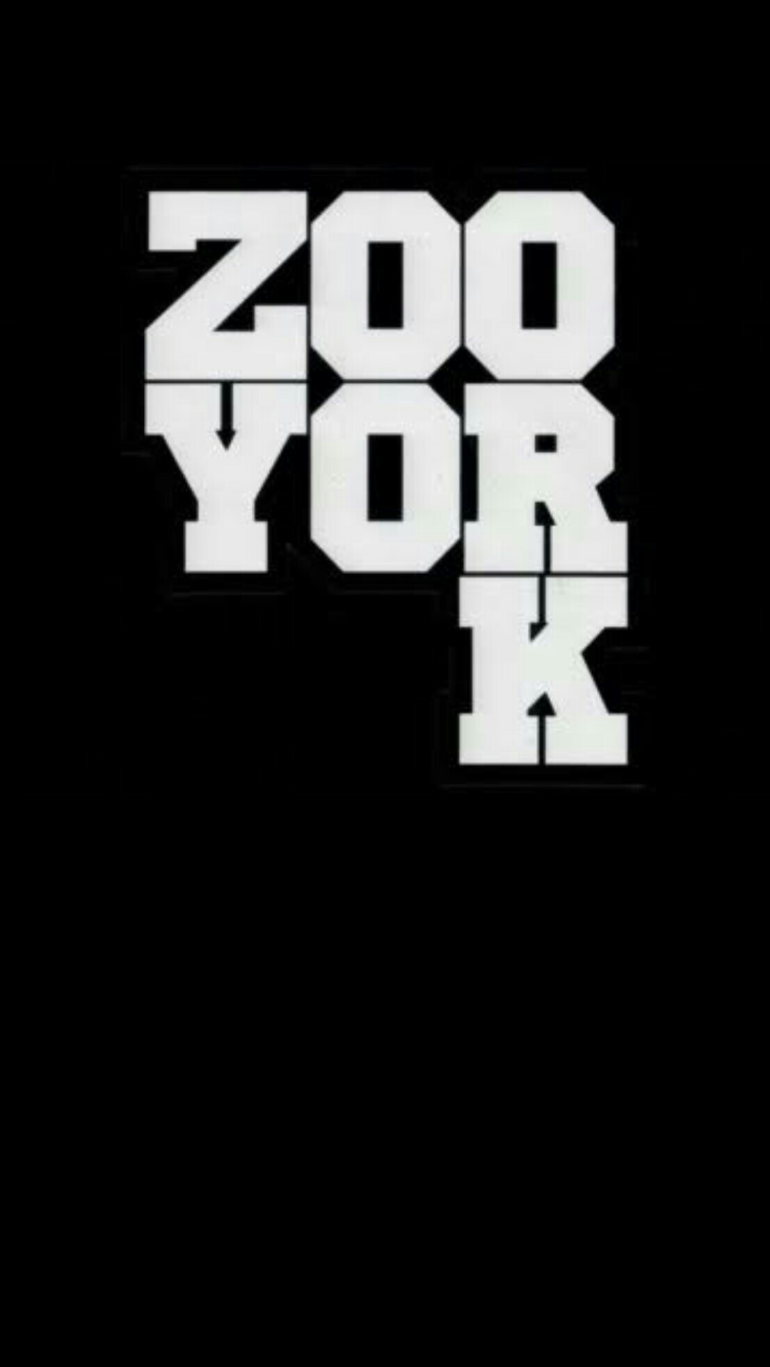 1107x1965 #zoo york #black #wallpaper #android #iphone