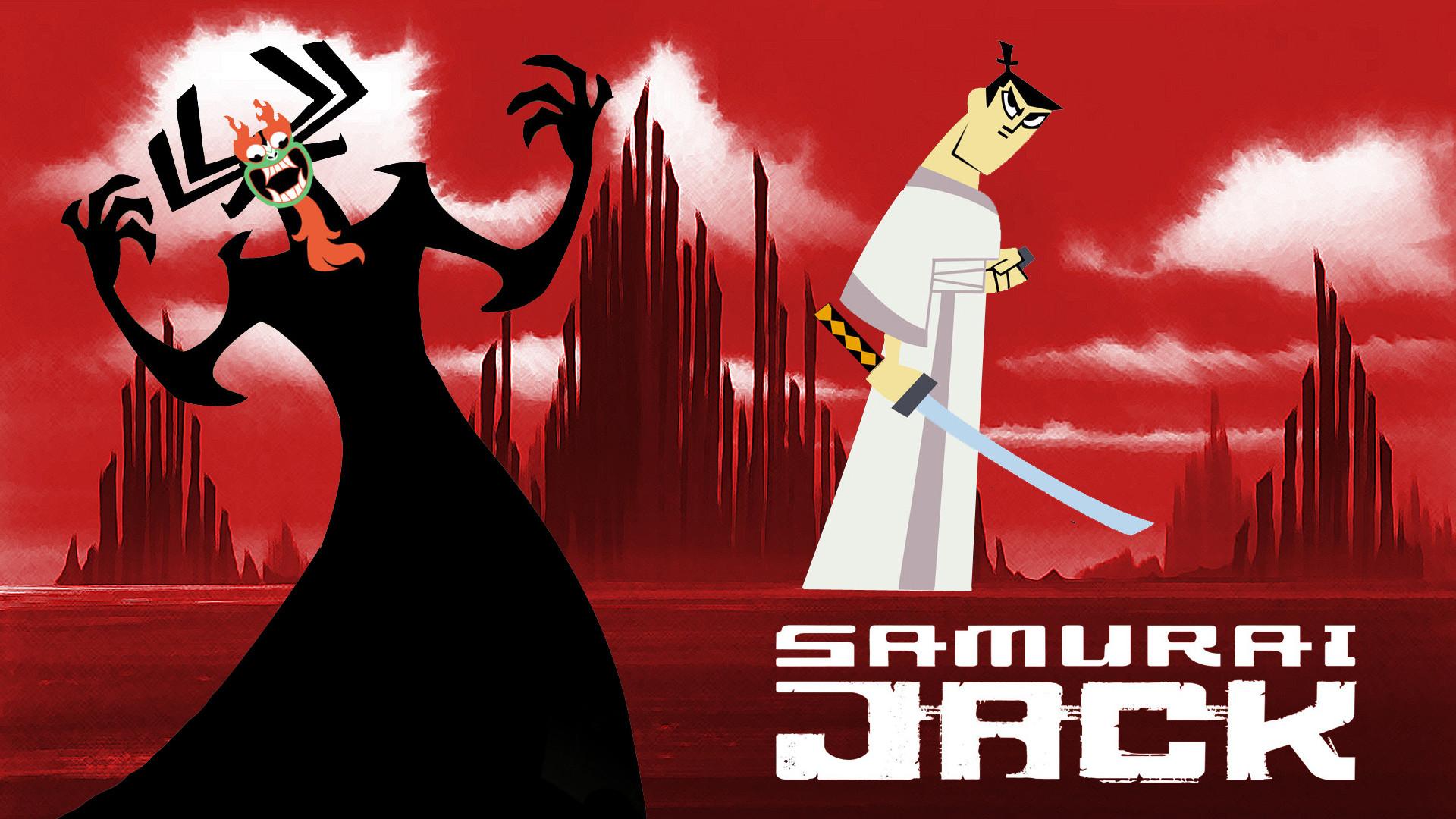 Samurai Jack Wallpapers (69+ images)