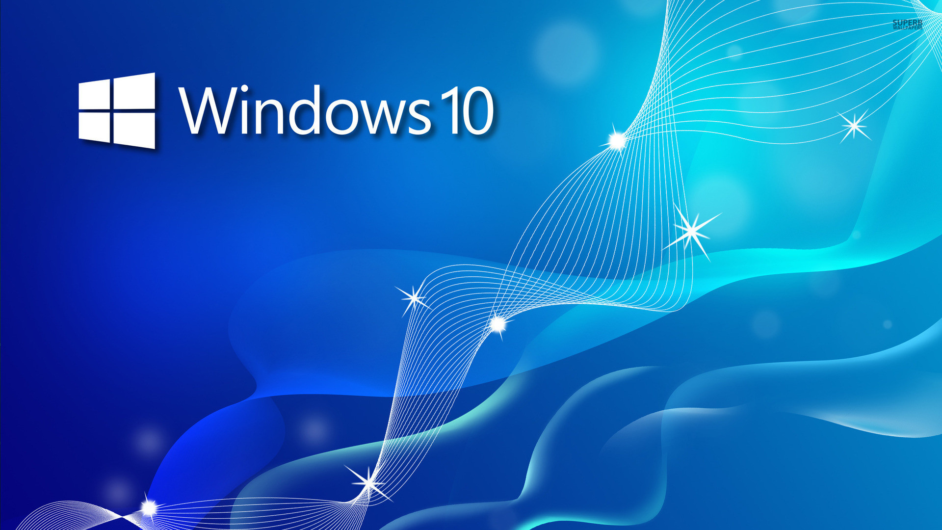 Hd Windows 10 Logo Wallpapers 68 Images