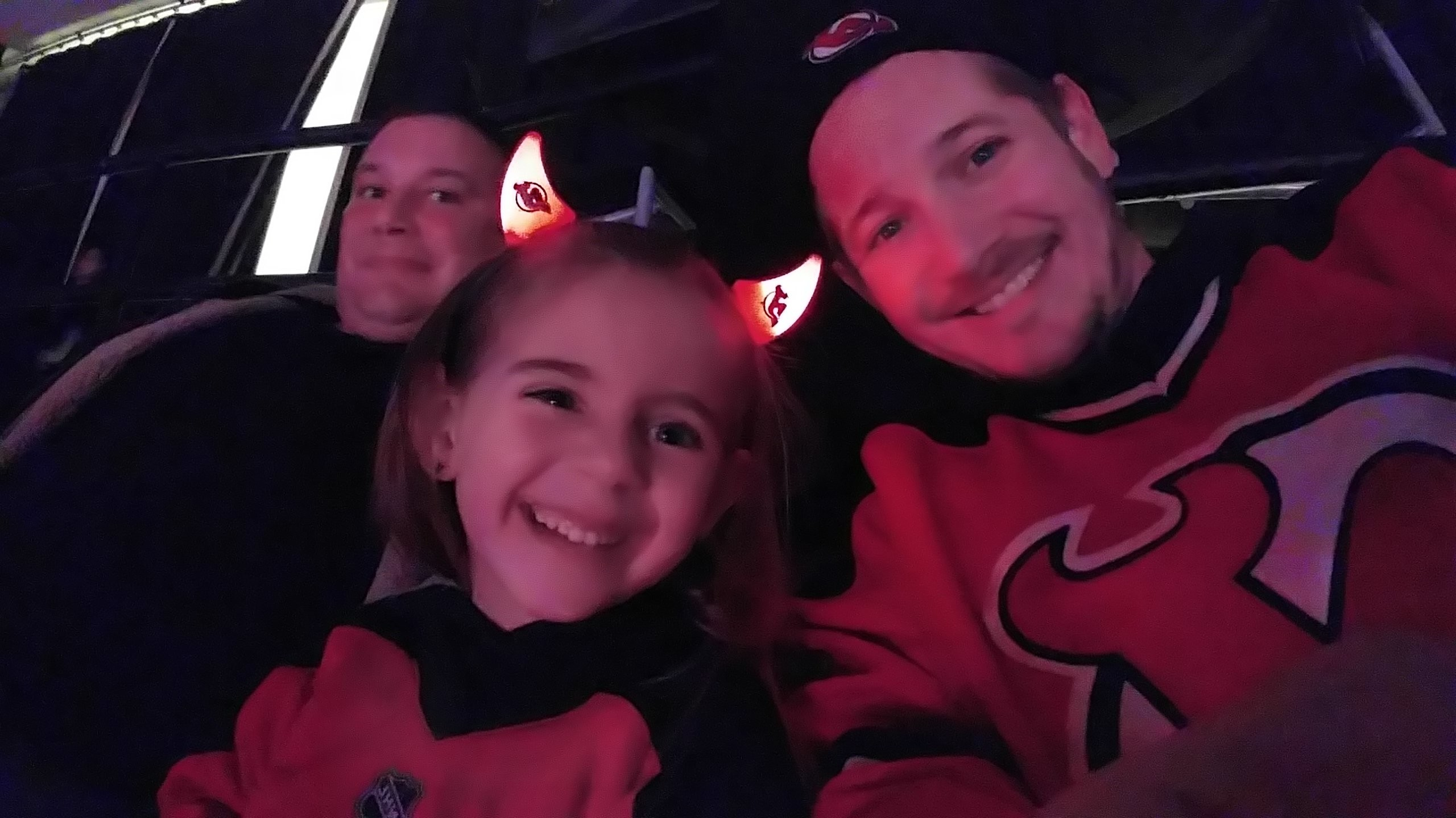2560x1440 Mike attended New Jersey Devils vs. Tampa Bay Lightning - NHL on Oct 29th  2016