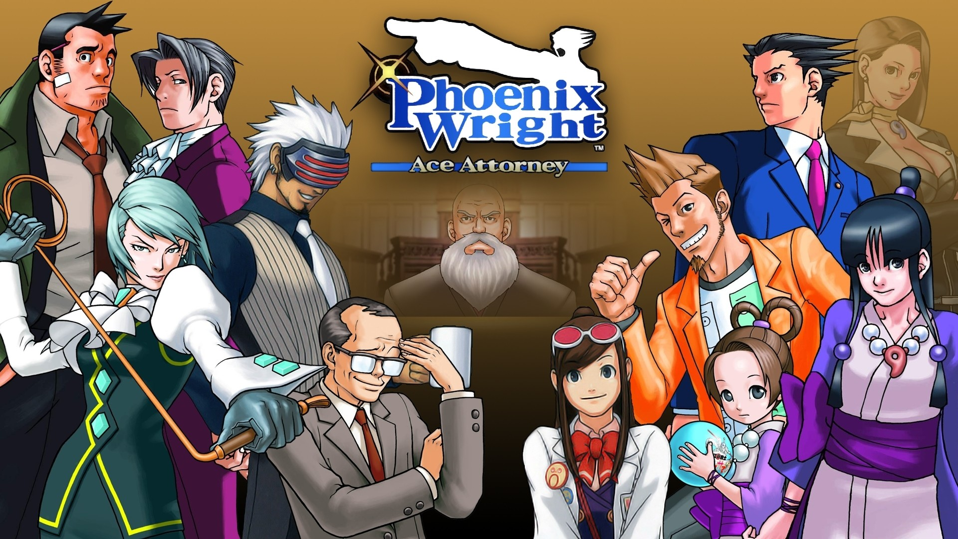 Phoenix Wright Ace Attorney Wallpaper 65 Images