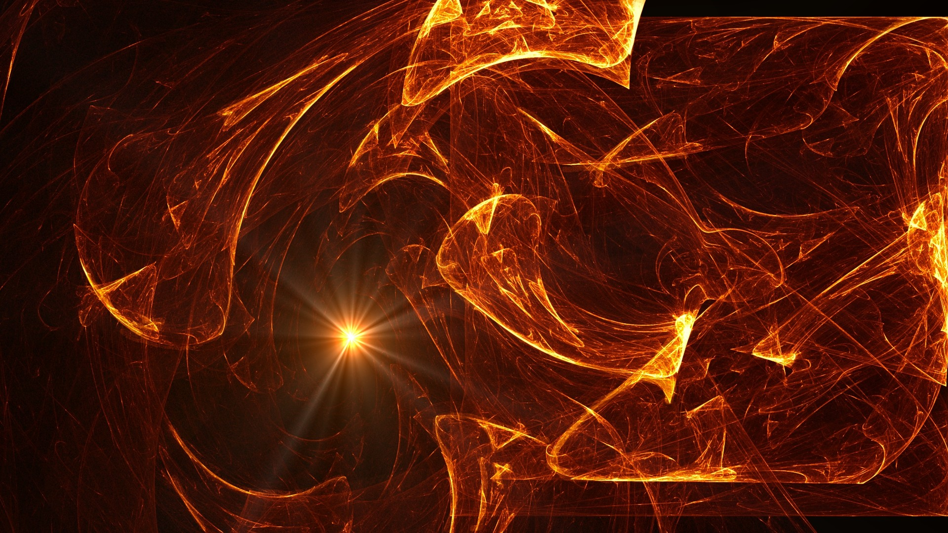 1920x1080 Abstract Orange Wallpaper  Abstract, Orange