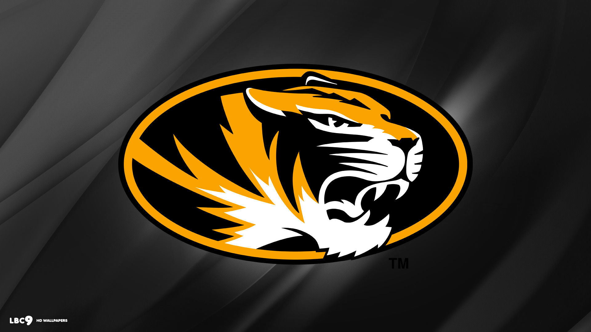 1920x1080 missouri tigers logo wallpaper