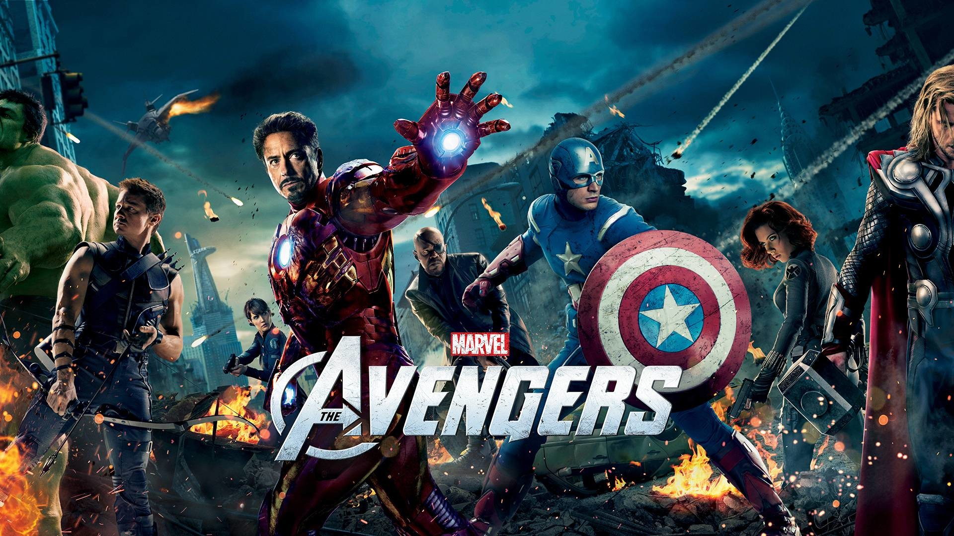1920x1080 The Avengers HD Wallpaper Free Download | HD Free Wallpapers Download