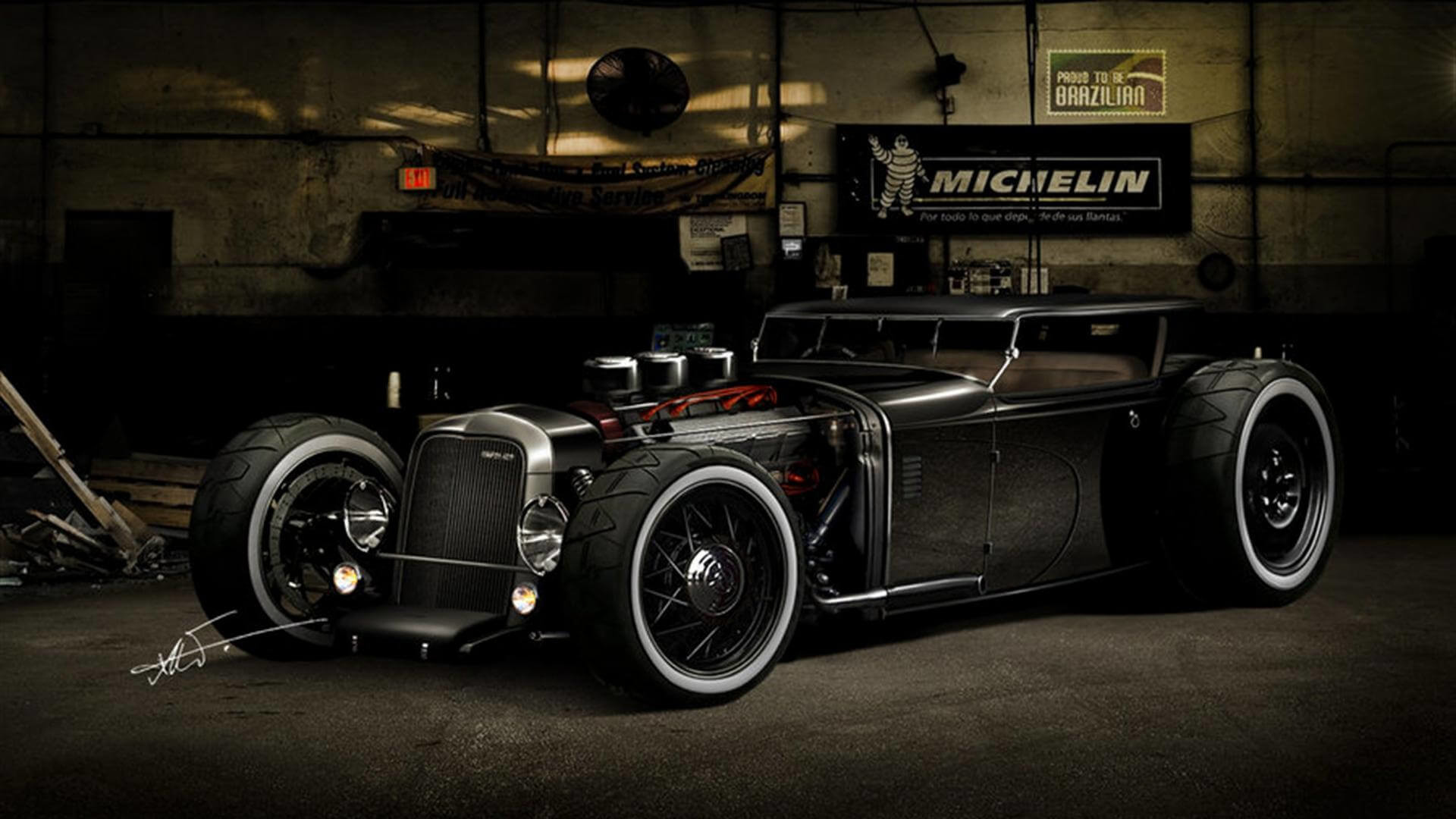 Wallpaper Of Old Cars 71 Images