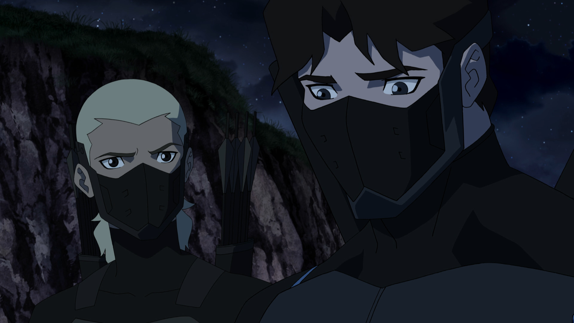 1920x1080 Young Justice Season 3 Episode 4-6 Details and Images