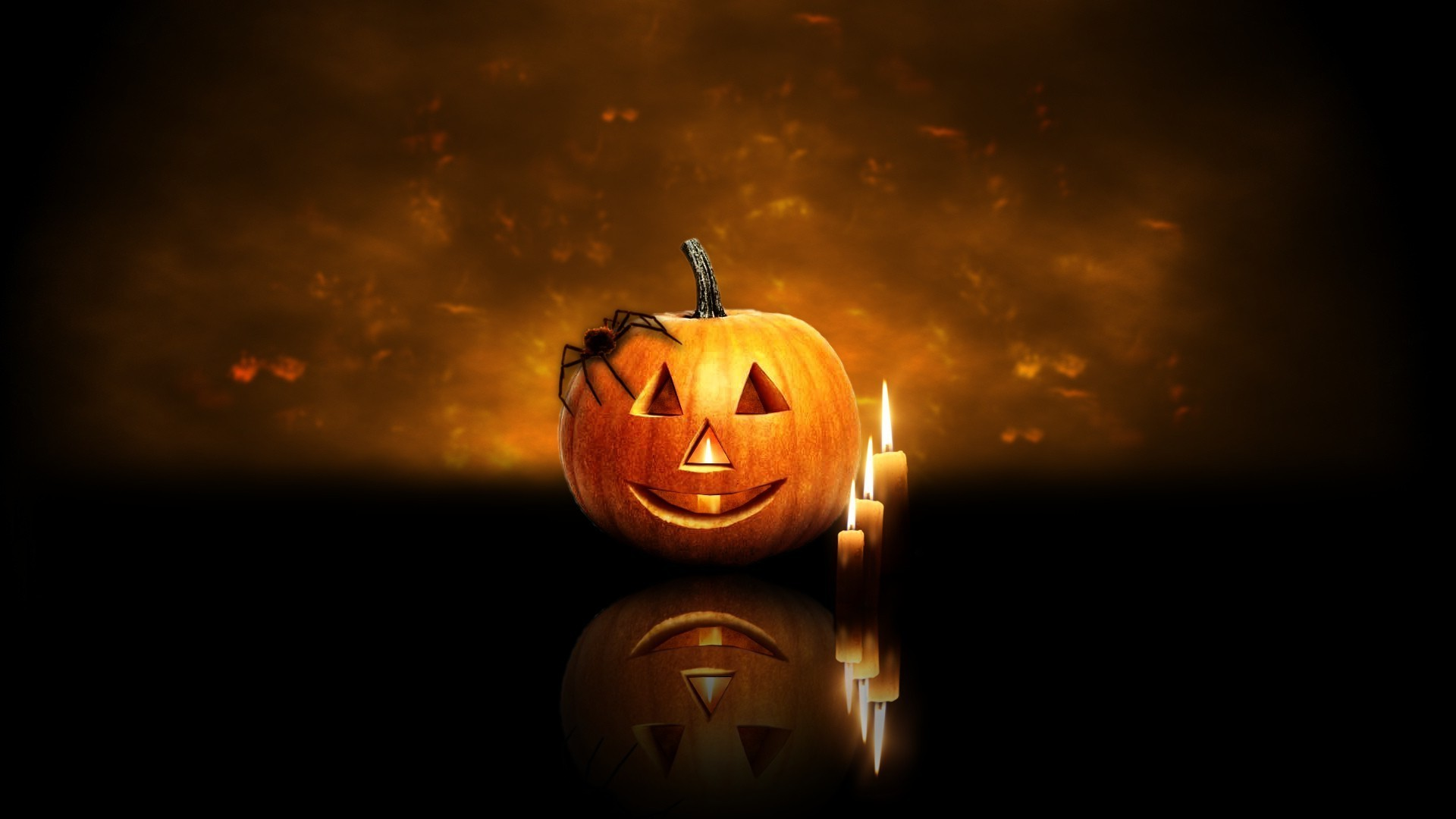 Animated Halloween Wallpapers With Music 63 Images