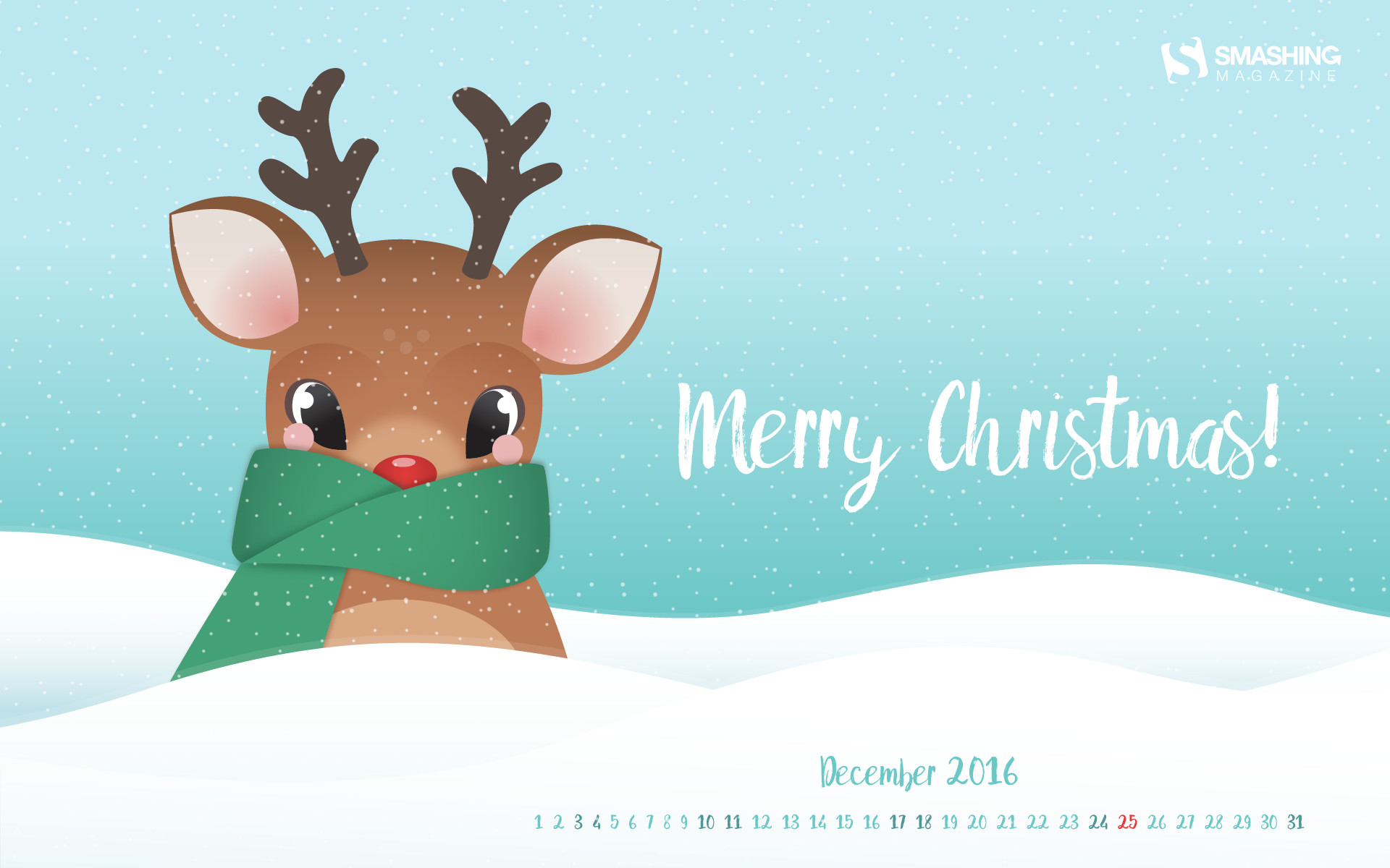 1920x1200 desktop wallpaper calendars december 2016 festive christmas rh  smashingmagazine com